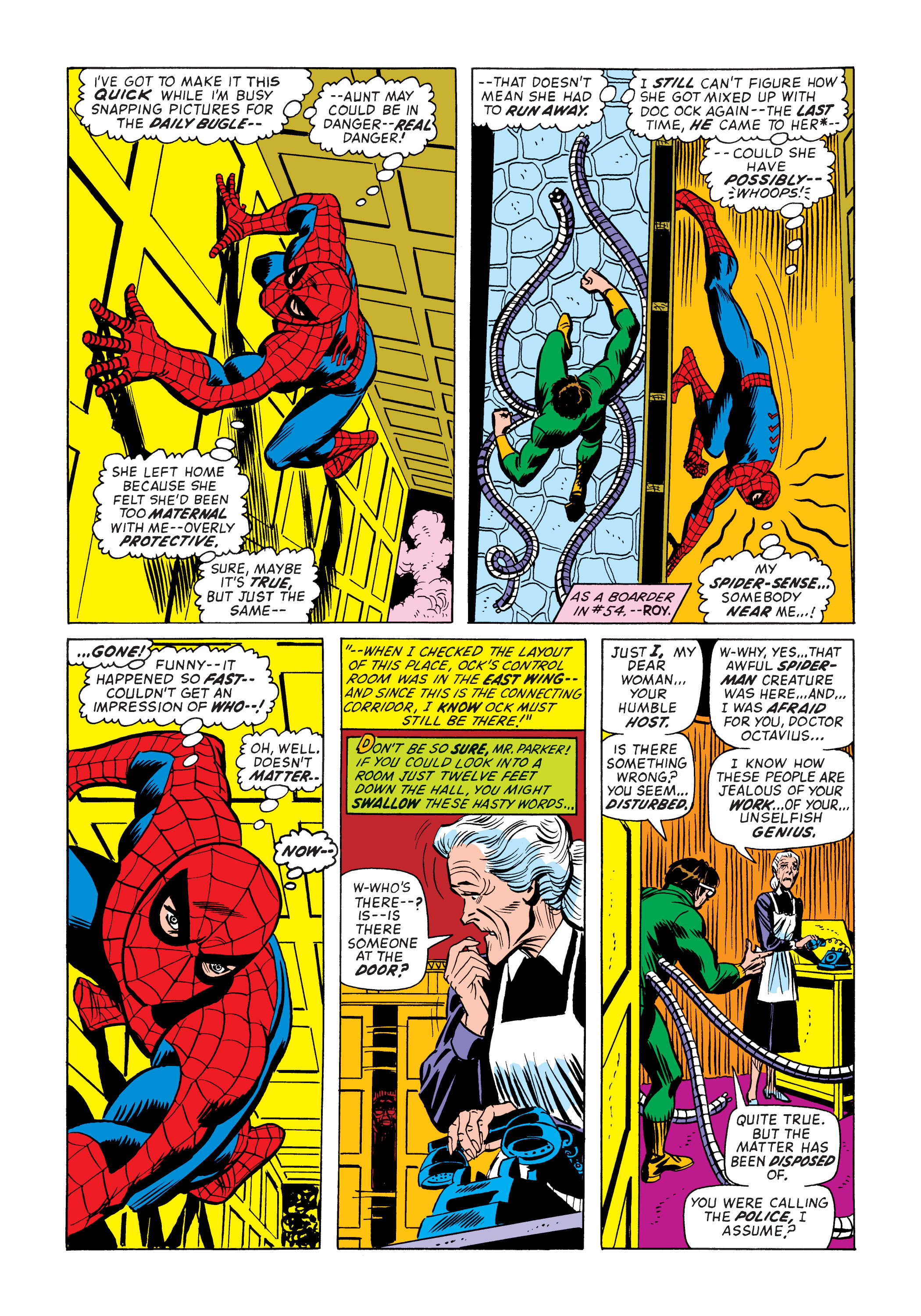 The Amazing Spider-Man (1963) 115 Page 7