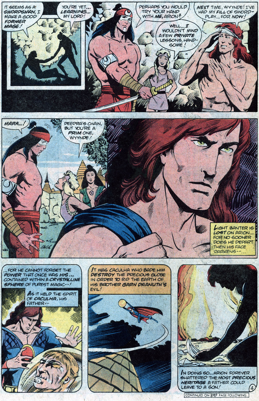 Read online Arion, Lord of Atlantis comic -  Issue #12 - 6