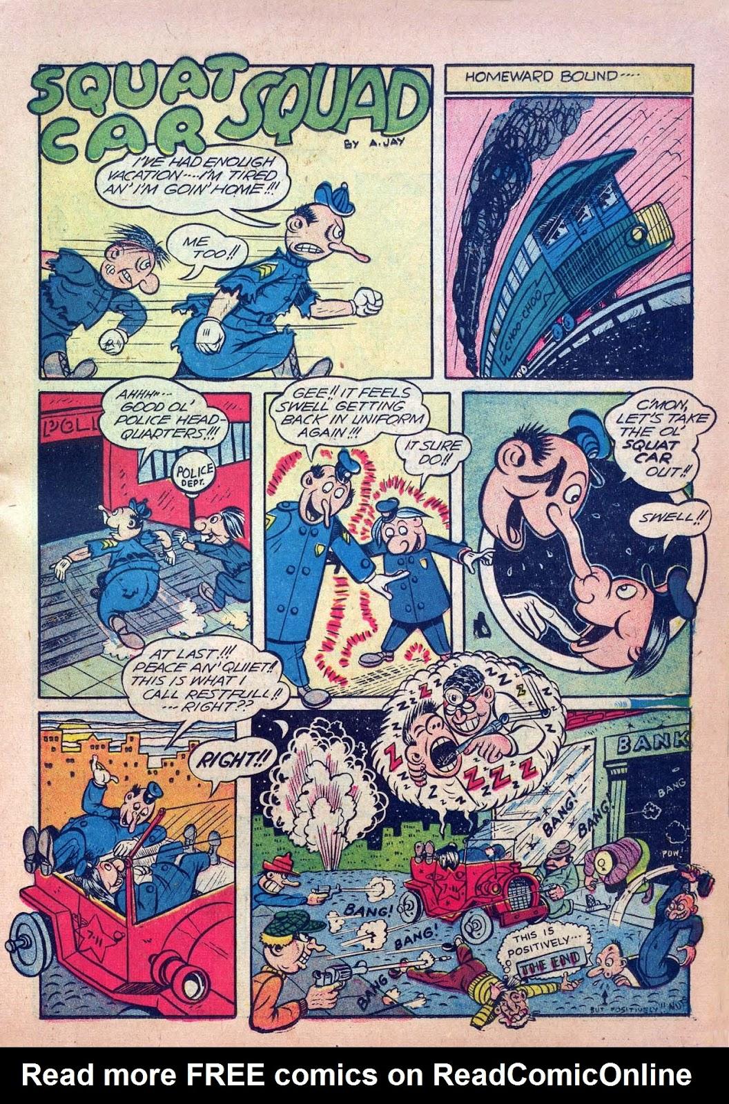 Read online Joker Comics comic -  Issue #7 - 19
