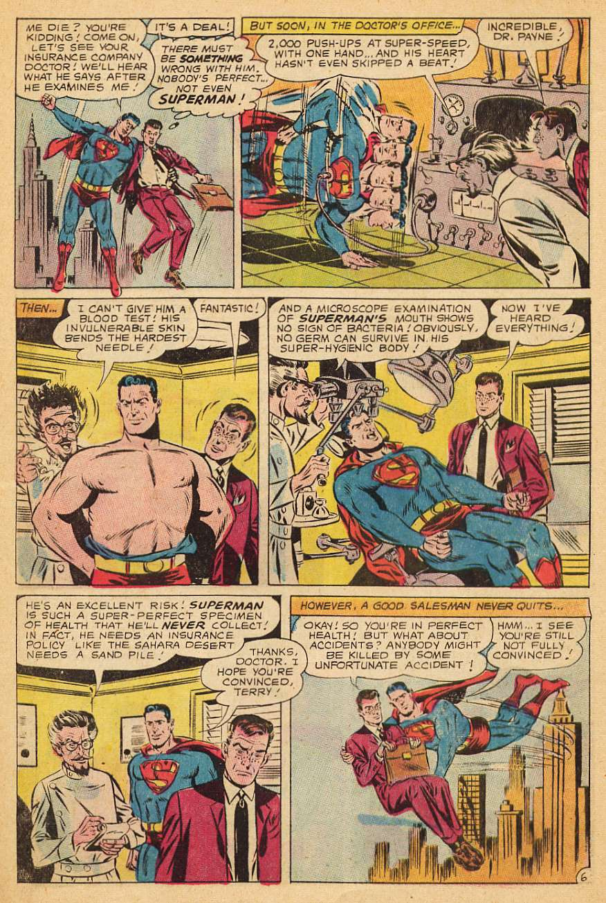 Read online Action Comics (1938) comic -  Issue #346 - 8