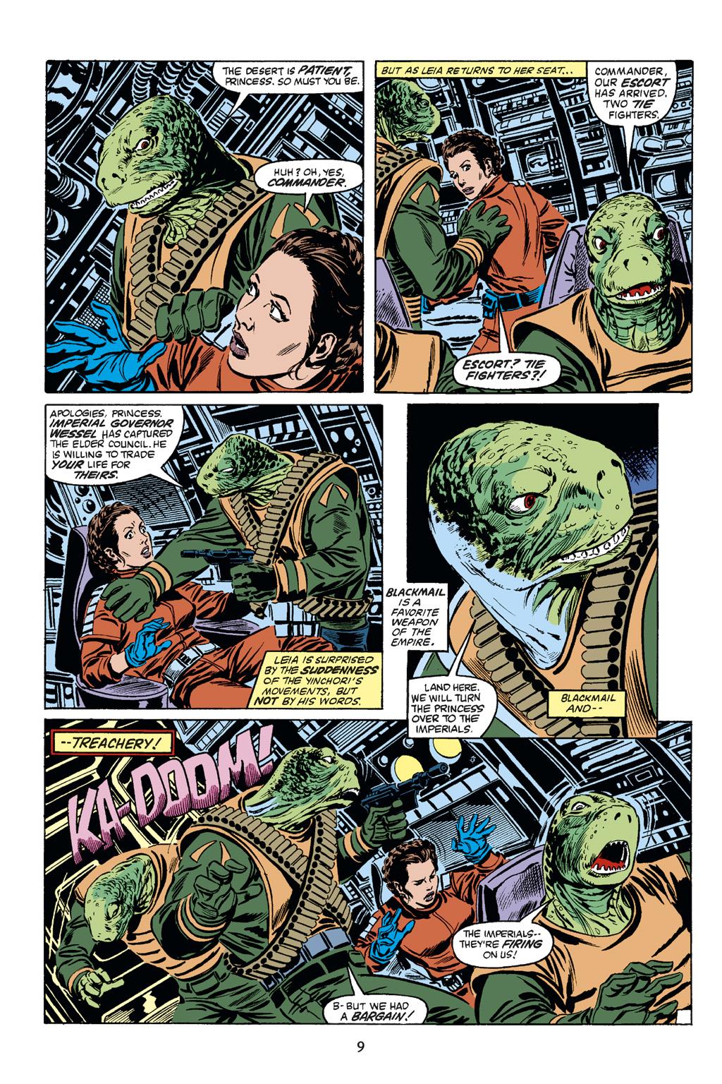 Read online Star Wars Omnibus comic -  Issue # Vol. 21 - 8