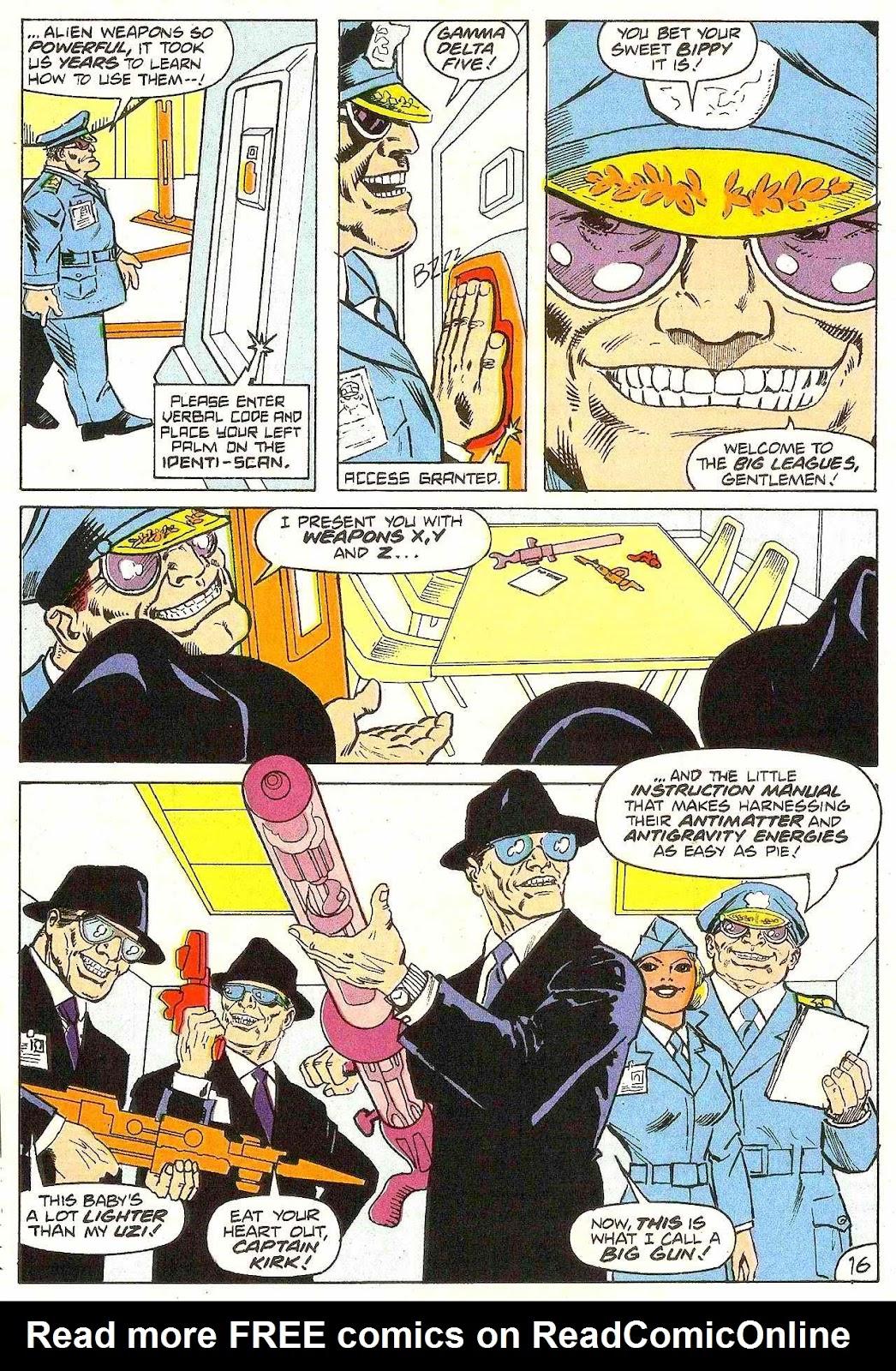 Read online Zen Intergalactic Ninja (1992) comic -  Issue #2 - 15