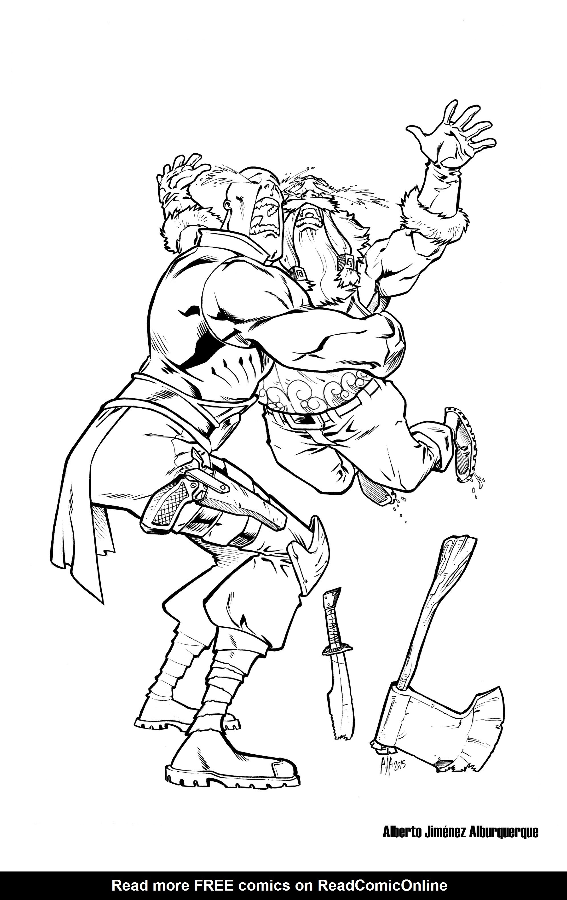 Read online Skullkickers comic -  Issue #100 - 34