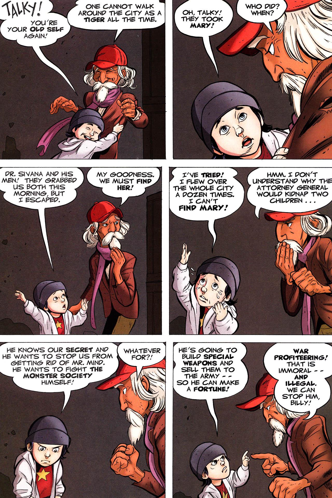 Read online Shazam!: The Monster Society of Evil comic -  Issue #3 - 31