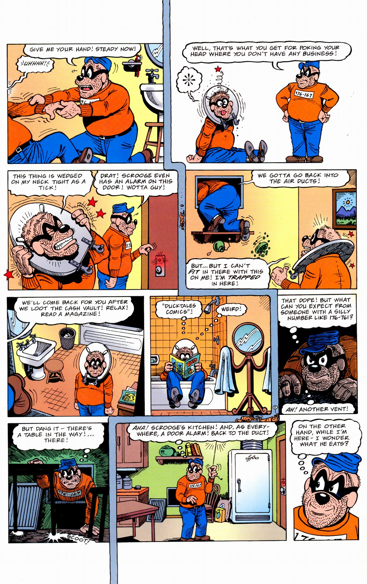 Read online Uncle Scrooge (1953) comic -  Issue #325 - 14