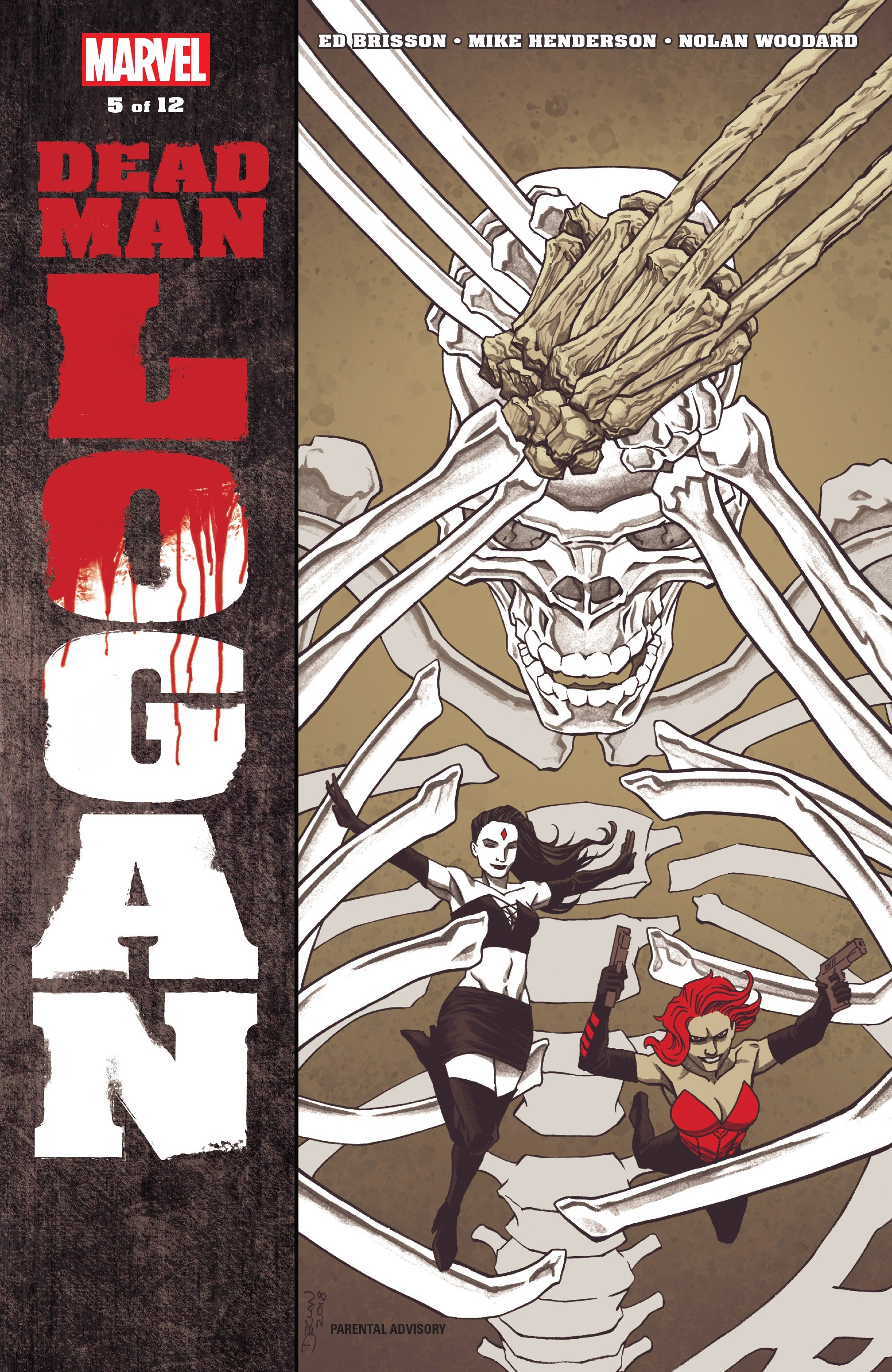 Dead Man Logan 5 Page 1