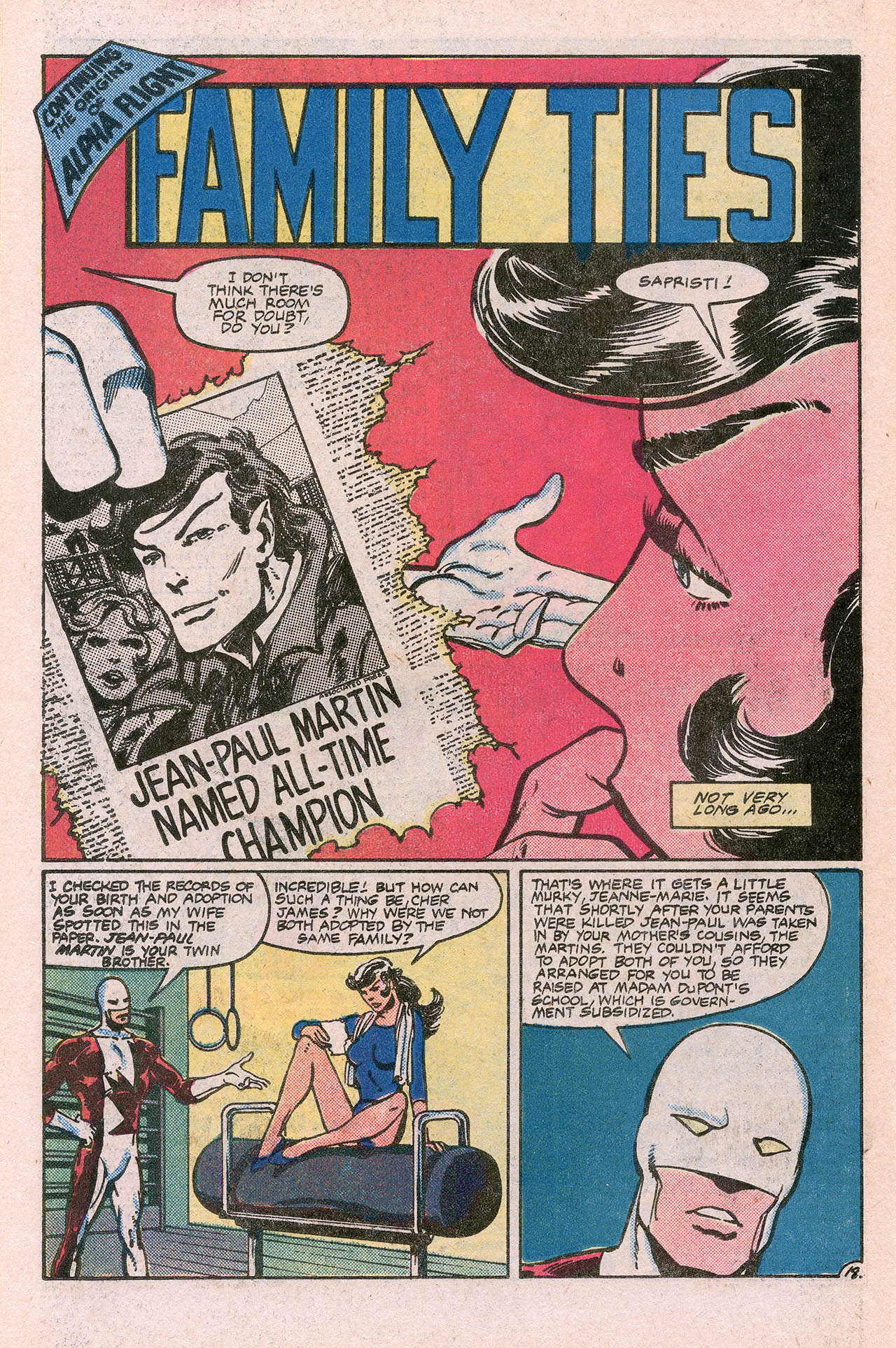 Read online Alpha Flight (1983) comic -  Issue #10 - 26