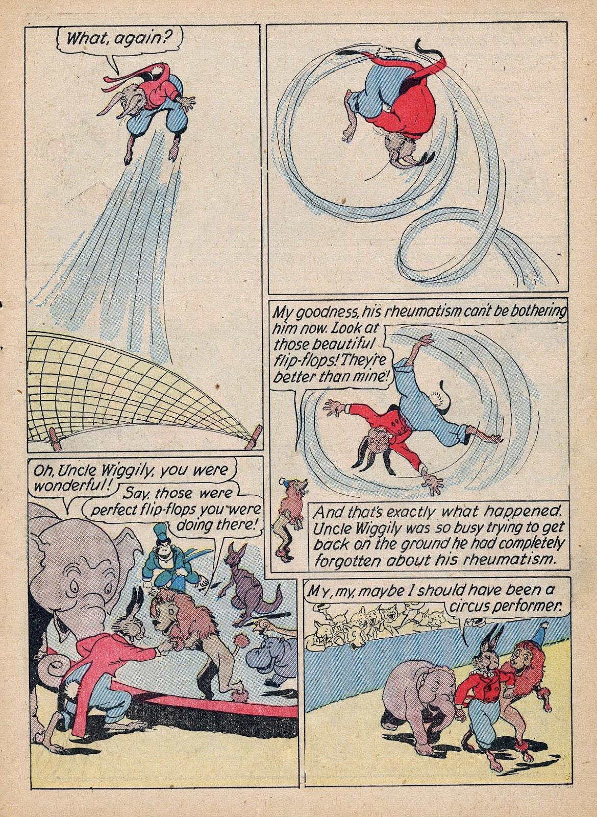 Read online Animal Comics comic -  Issue #7 - 13