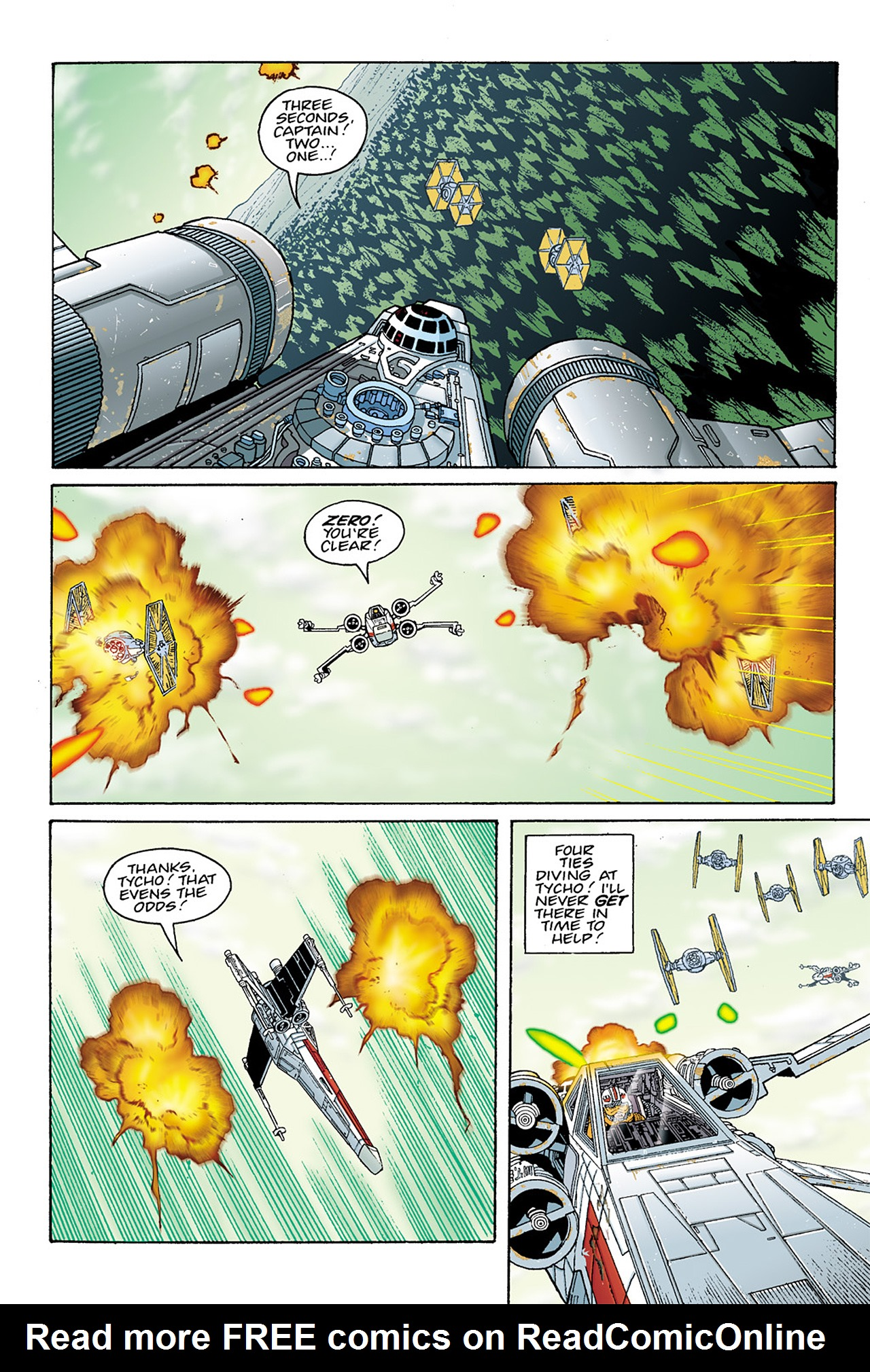 Read online Star Wars Omnibus comic -  Issue # Vol. 2 - 265
