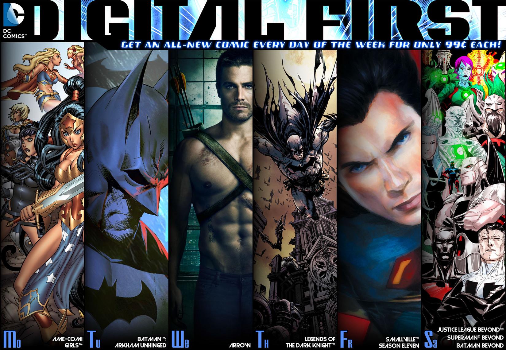 Read online Arrow [II] comic -  Issue #7 - 23