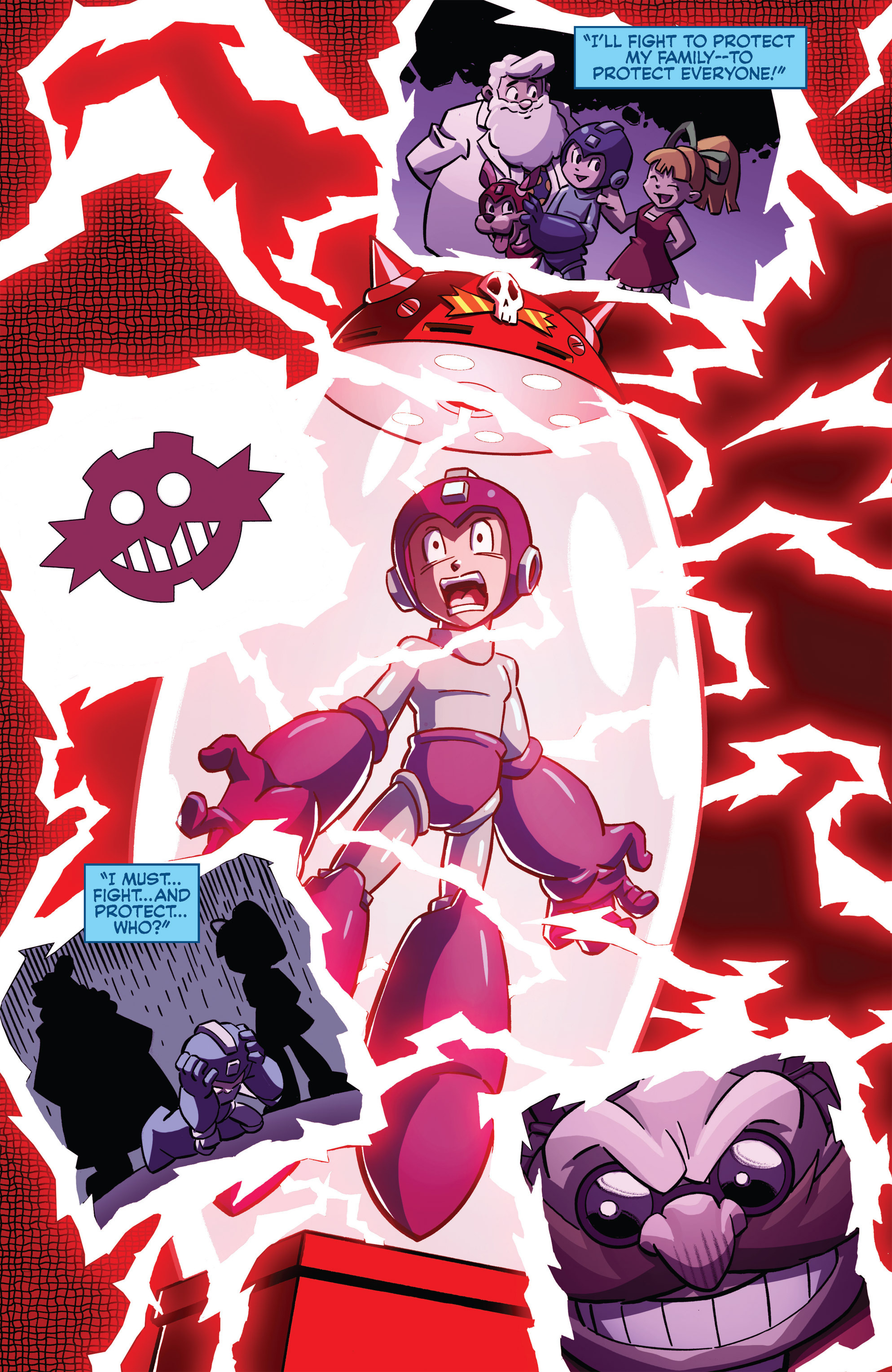 Read online Sonic Boom comic -  Issue #8 - 17