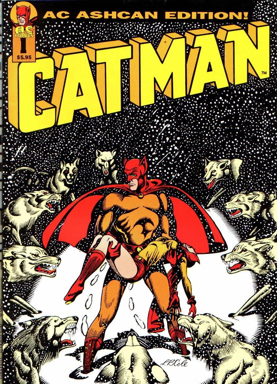 Cat-Man 1 Page 1