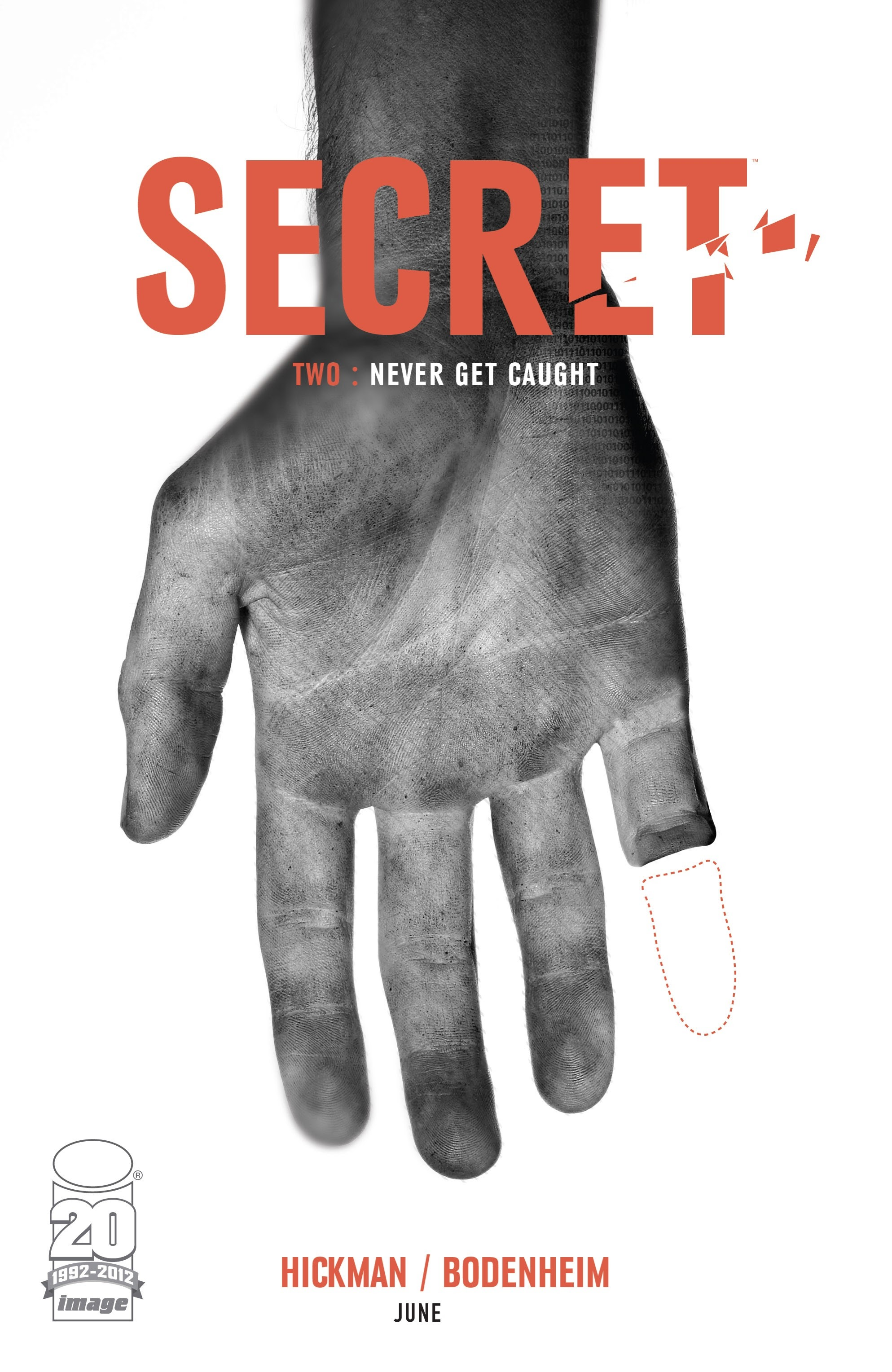 Secret 2 Page 1