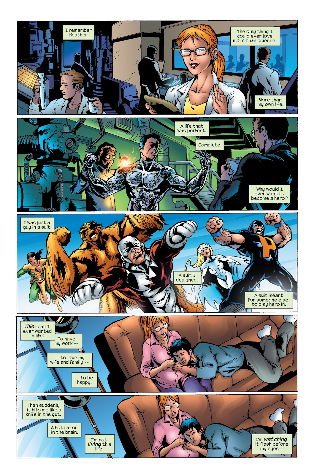 Read online X-Men: Unstoppable comic -  Issue # TPB (Part 3) - 88