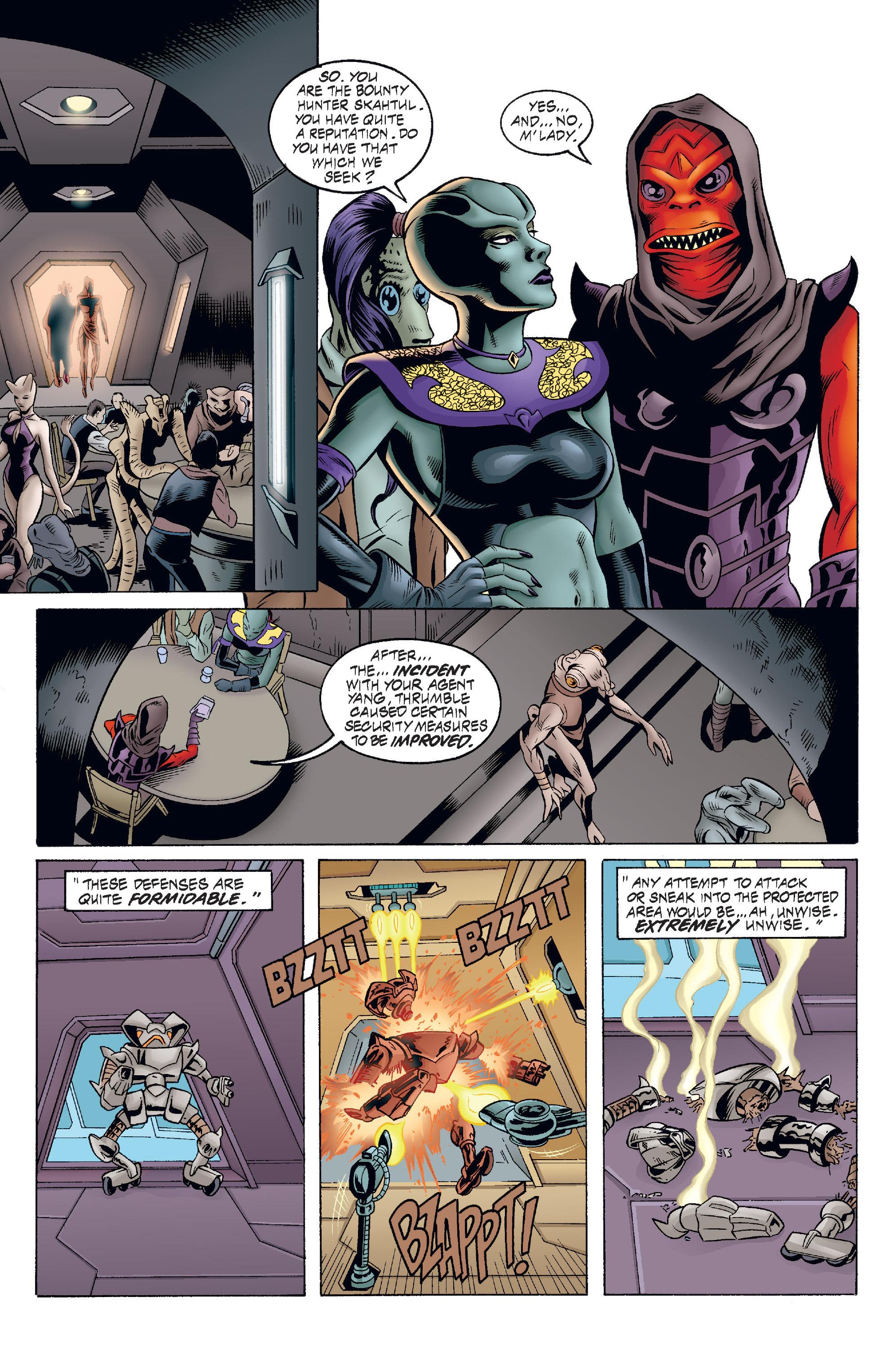 Read online Star Wars Omnibus comic -  Issue # Vol. 11 - 372