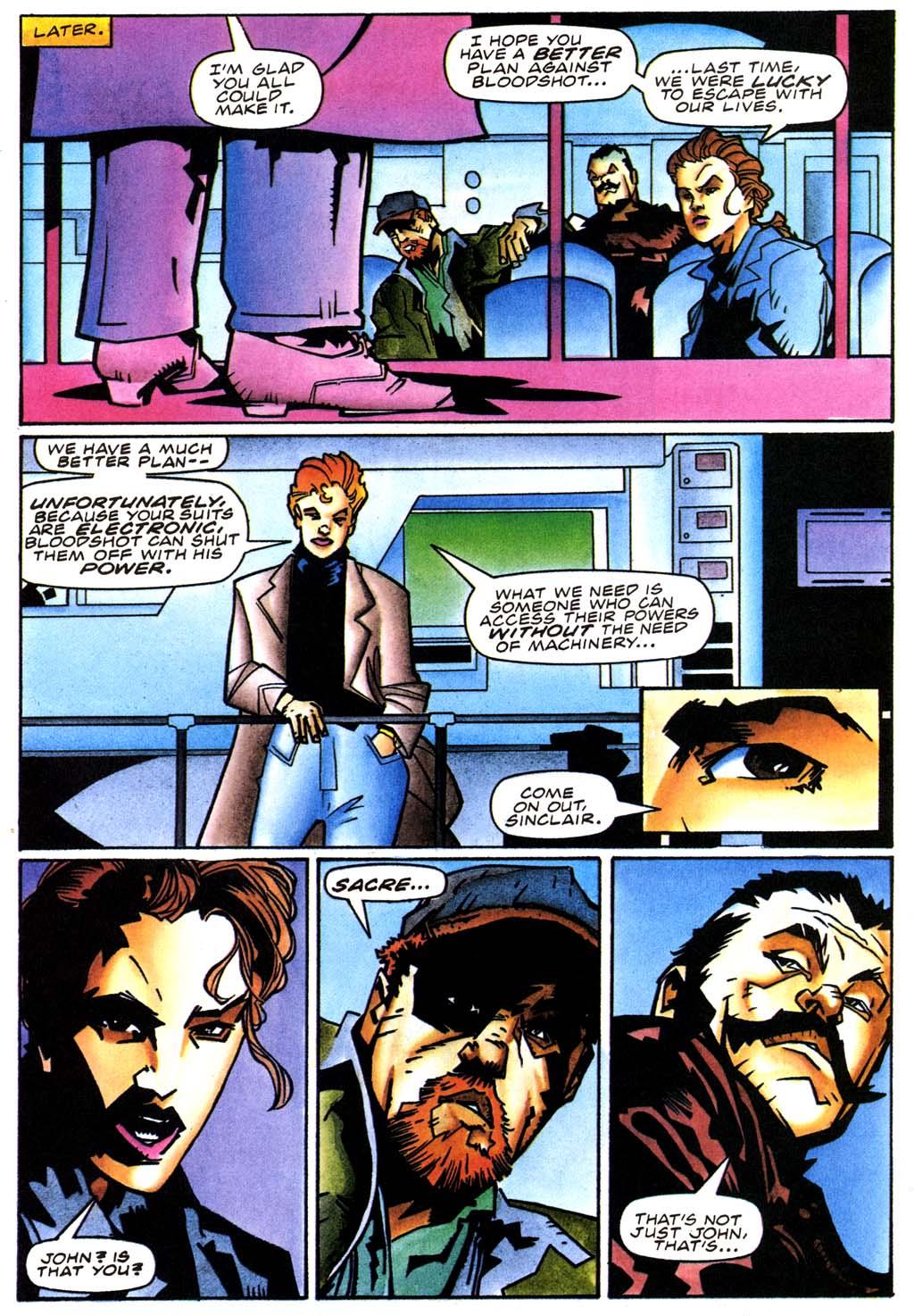 Read online Secret Weapons comic -  Issue #21 - 19