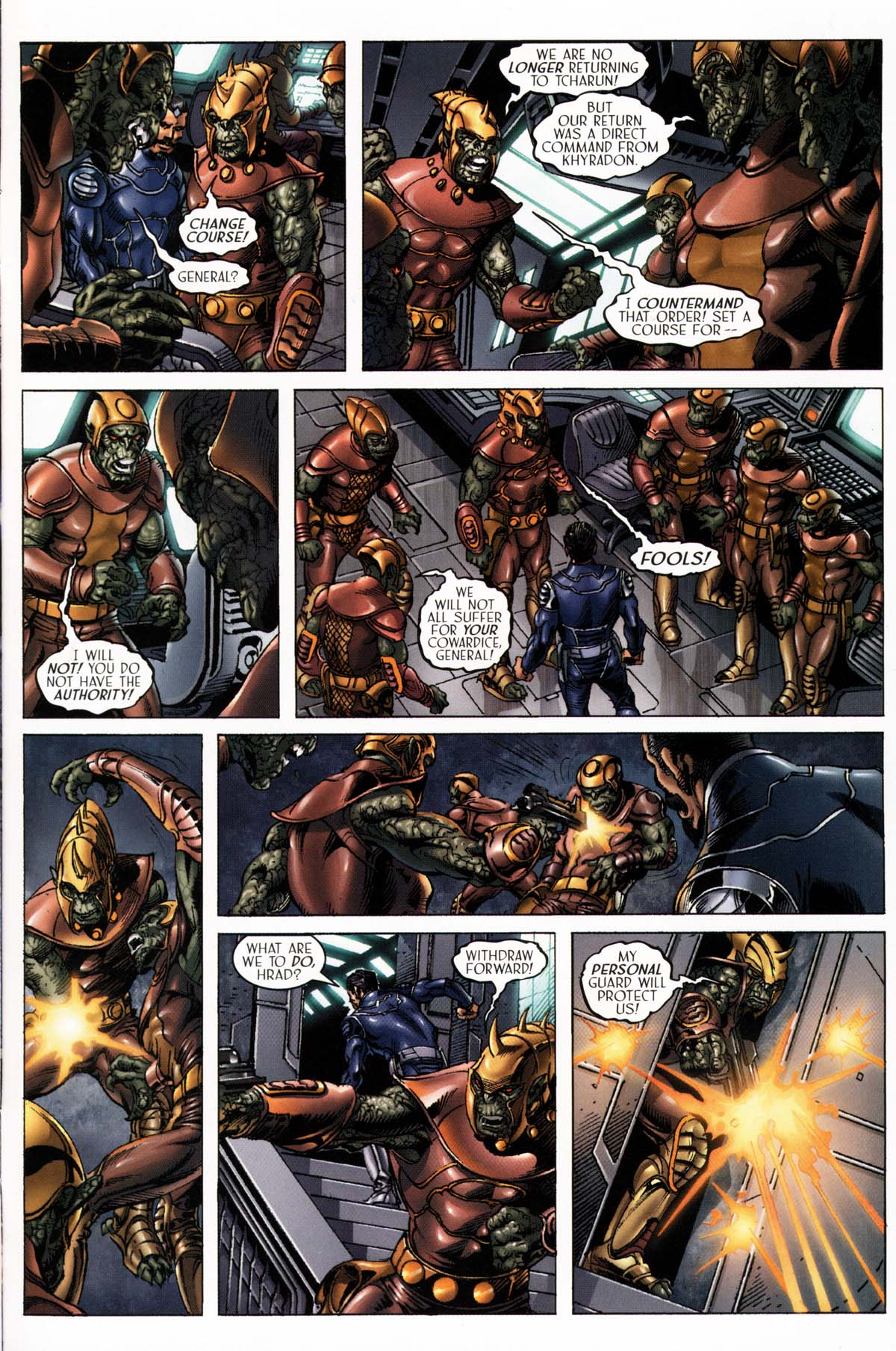 Read online Sigil (2000) comic -  Issue #26 - 39