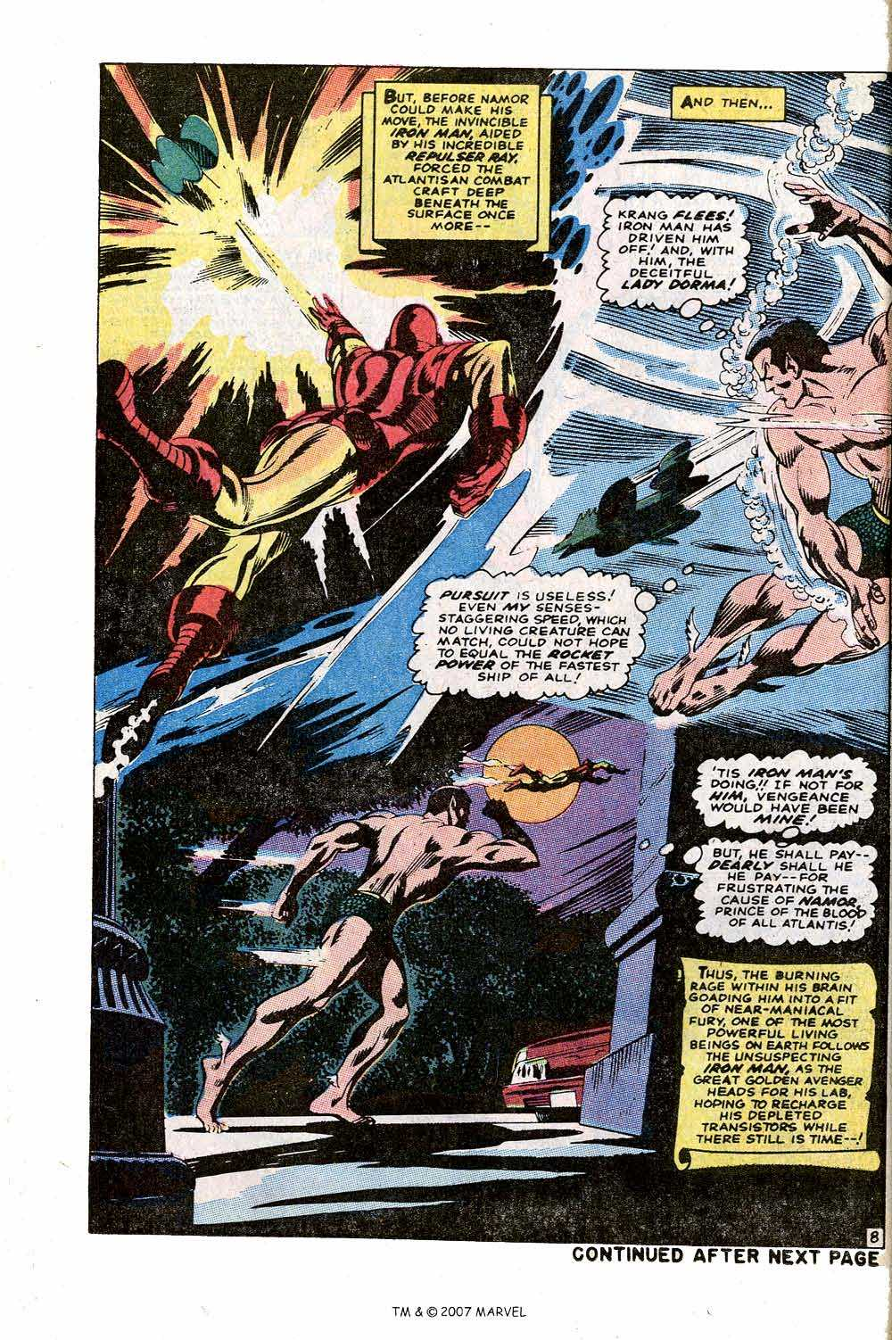 Iron Man Annual issue 1 - Page 44