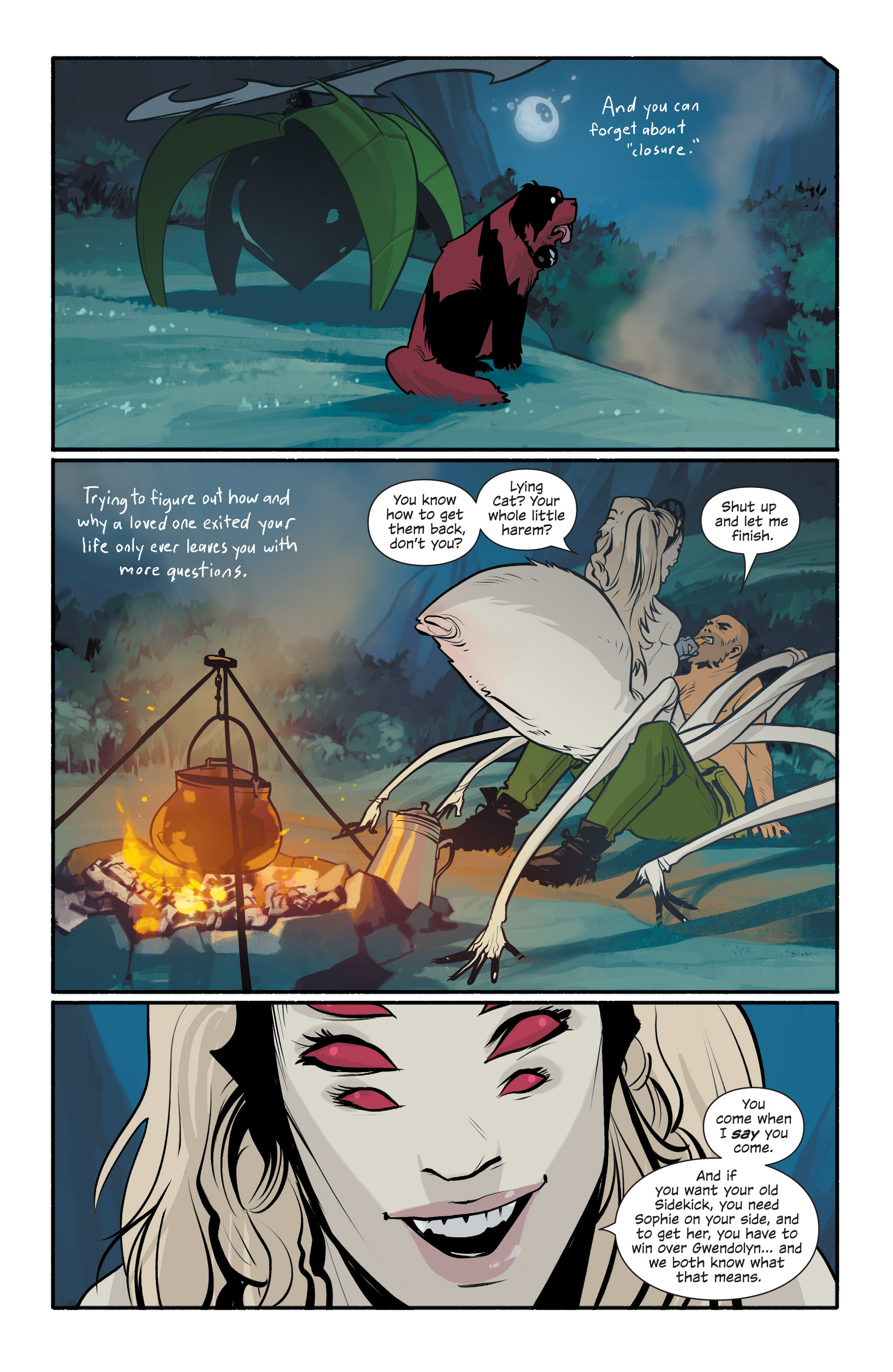 Read online Saga comic -  Issue #42 - 12