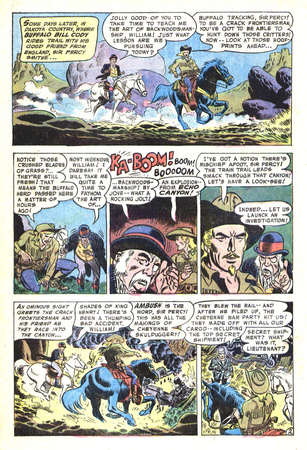 Read online All-Star Western (1970) comic -  Issue #8 - 16