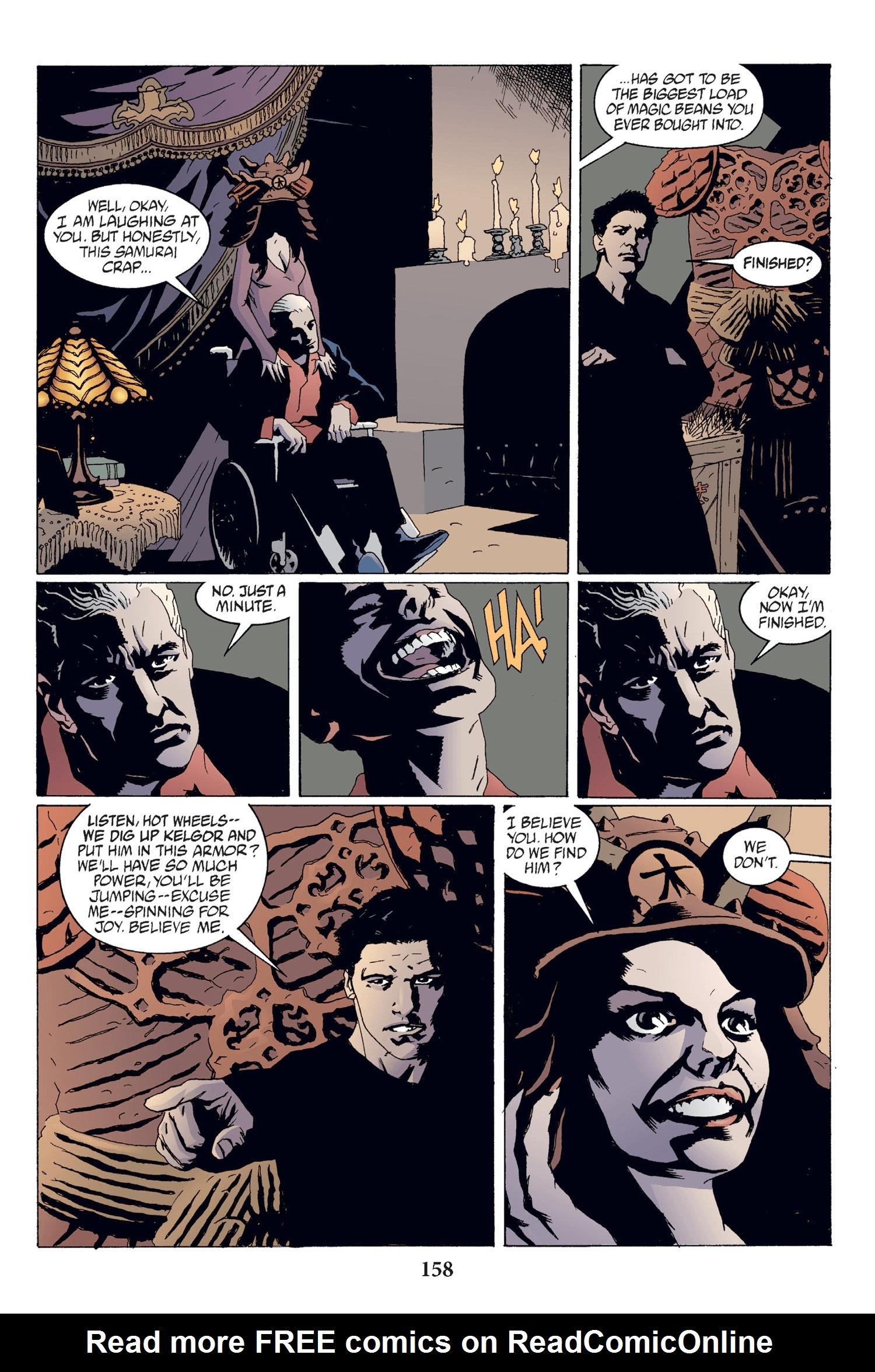 Read online Buffy the Vampire Slayer: Omnibus comic -  Issue # TPB 2 - 152