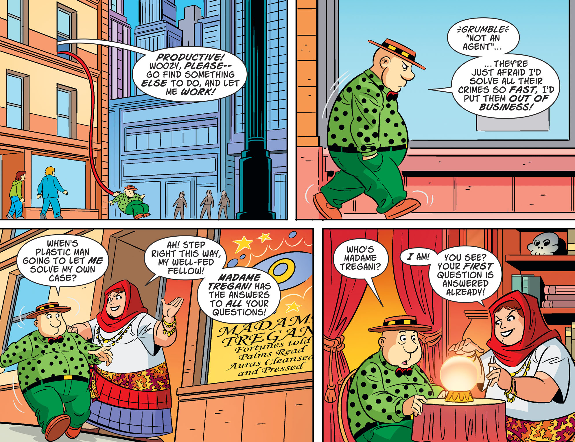 Read online Scooby-Doo! Team-Up comic -  Issue #53 - 5
