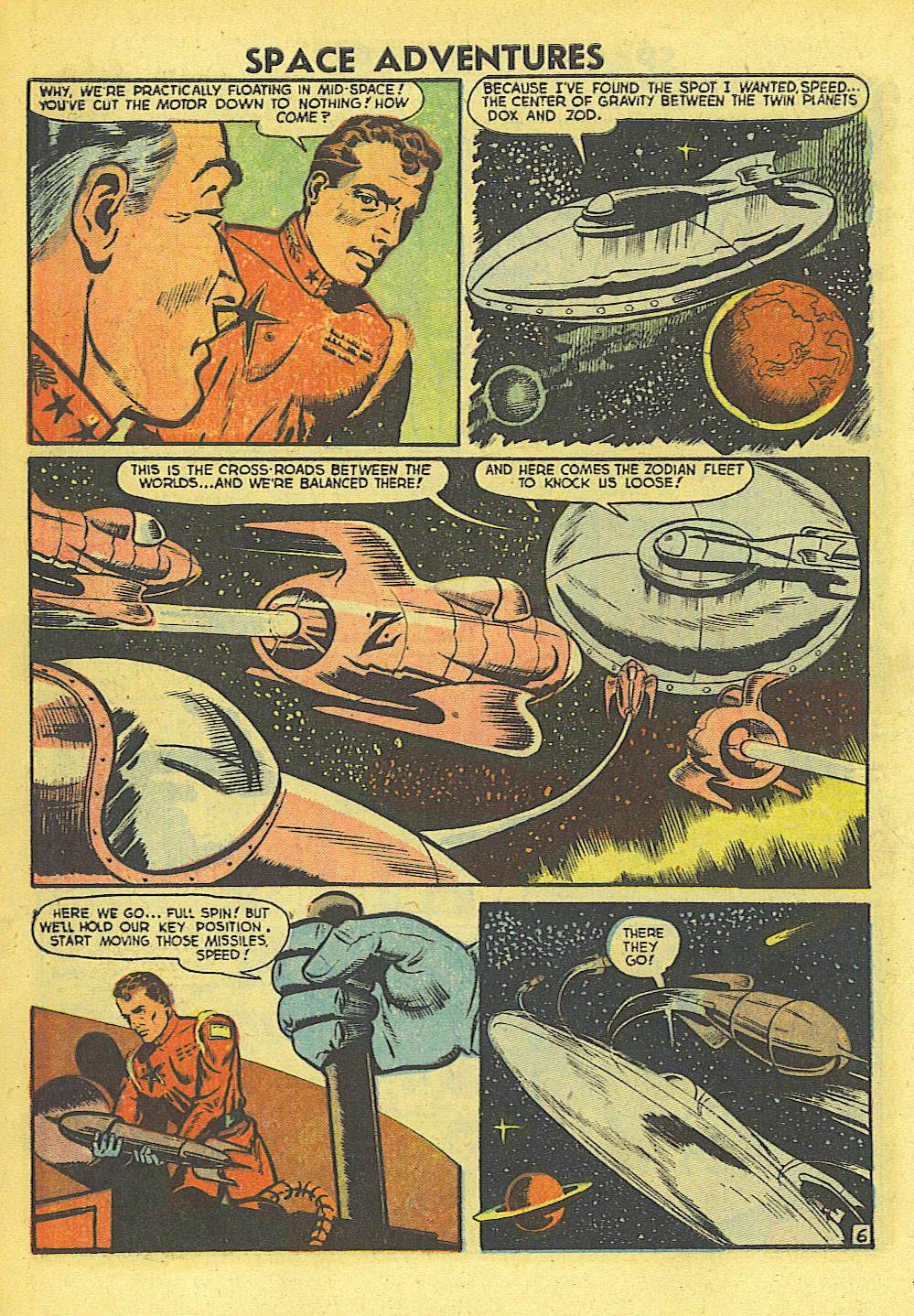 Space Adventures (1952) issue 4 - Page 7