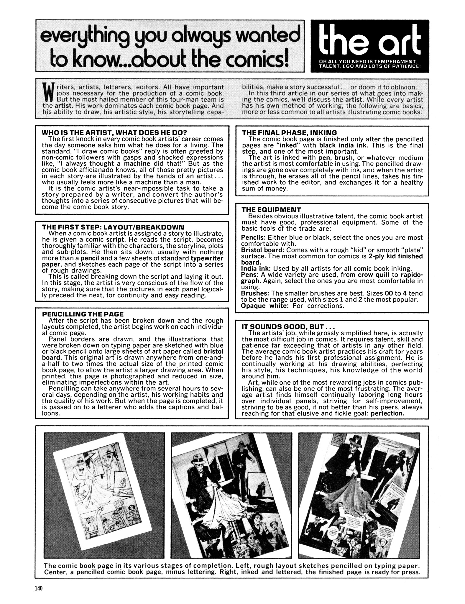 Read online Eerie Archives comic -  Issue # TPB 14 - 141