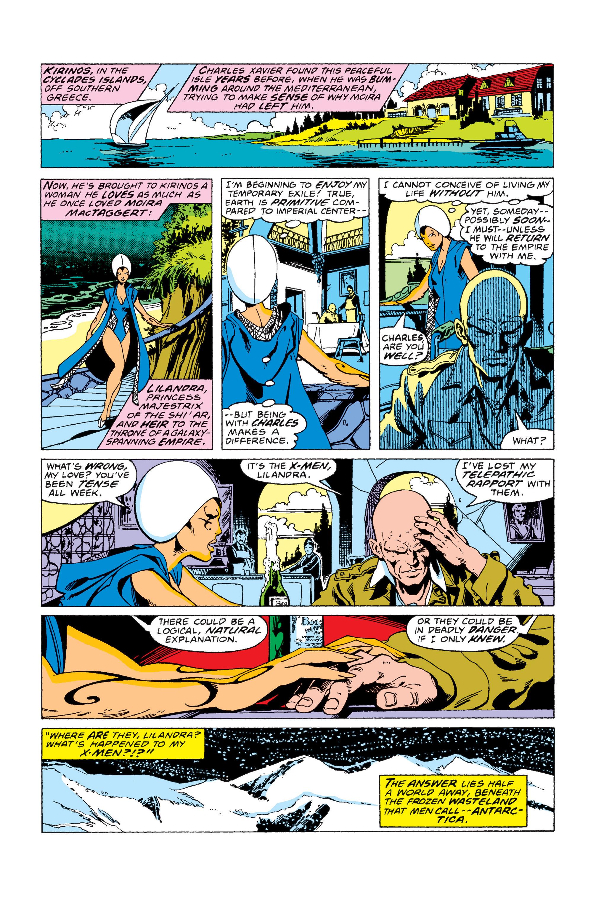 Uncanny X-Men (1963) 113 Page 3