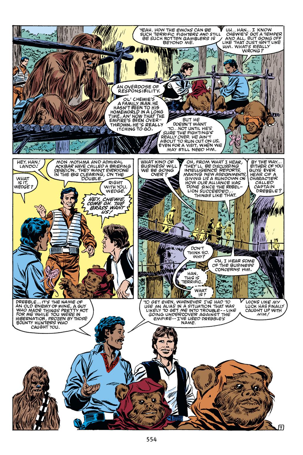 Read online Star Wars Omnibus comic -  Issue # Vol. 18.5 - 267