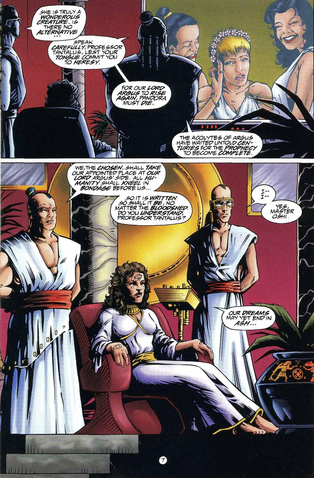 Read online Rune (1994) comic -  Issue #9 - 8