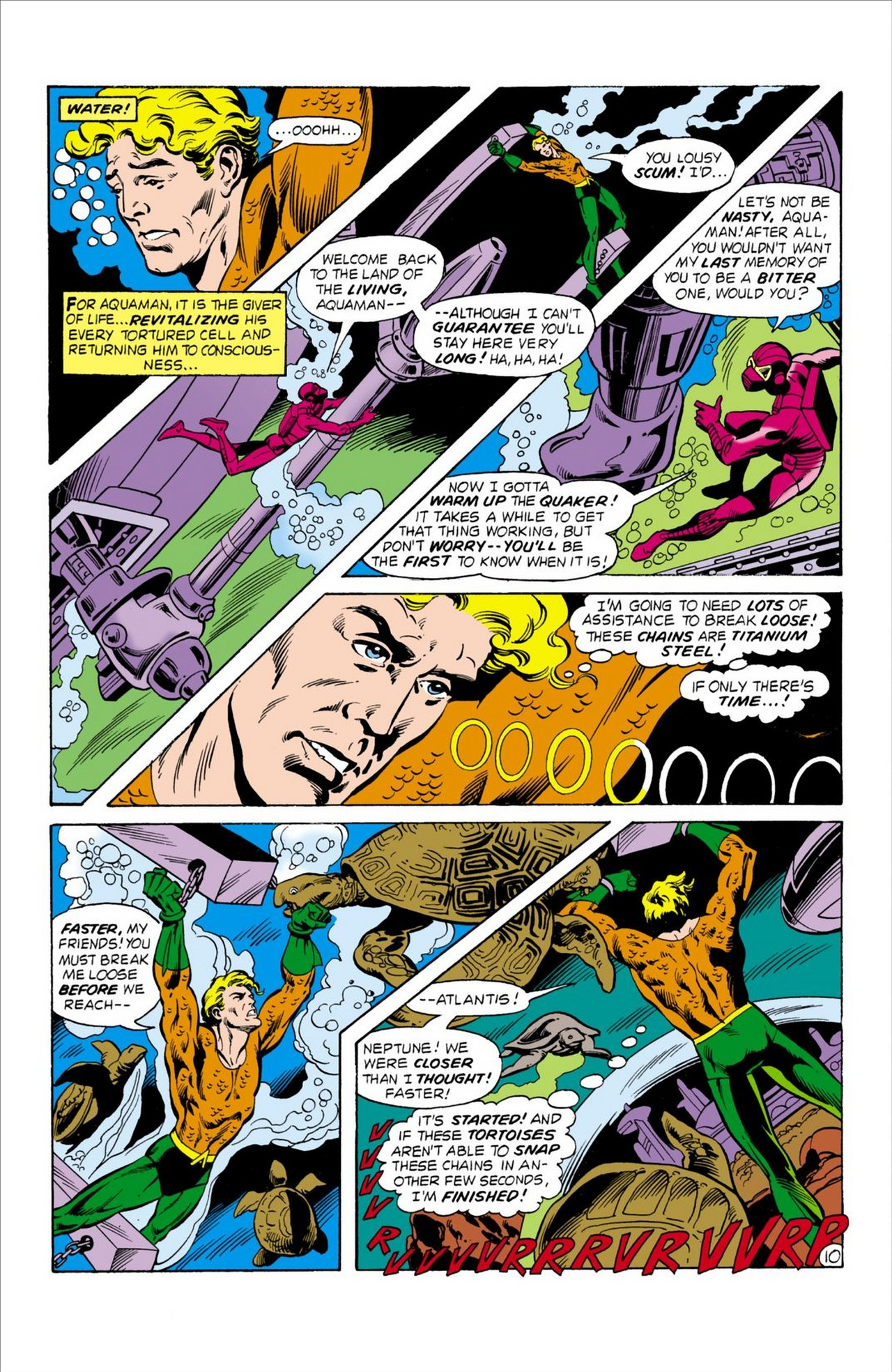 Read online Aquaman (1962) comic -  Issue #62 - 11