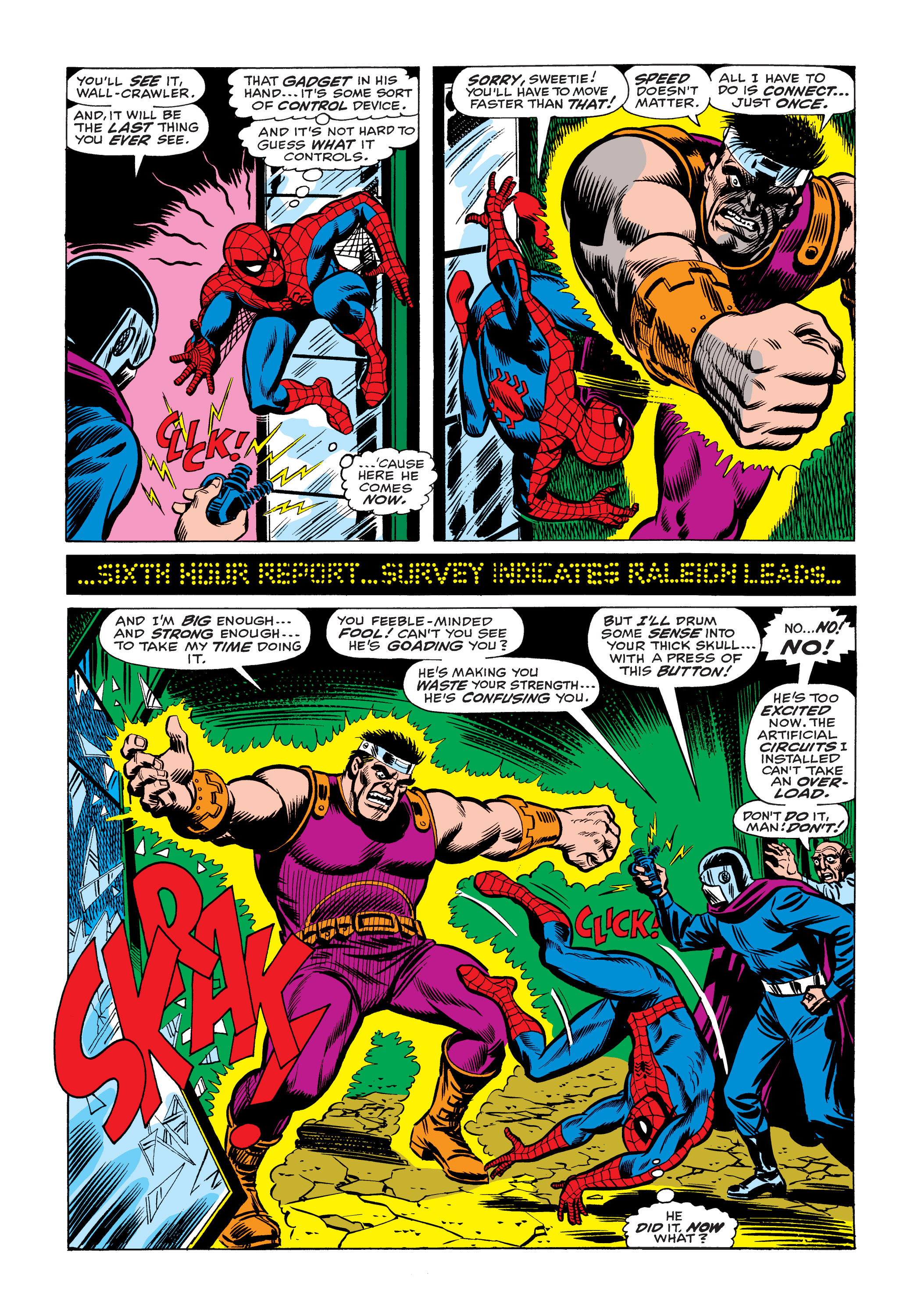 The Amazing Spider-Man (1963) 118 Page 11