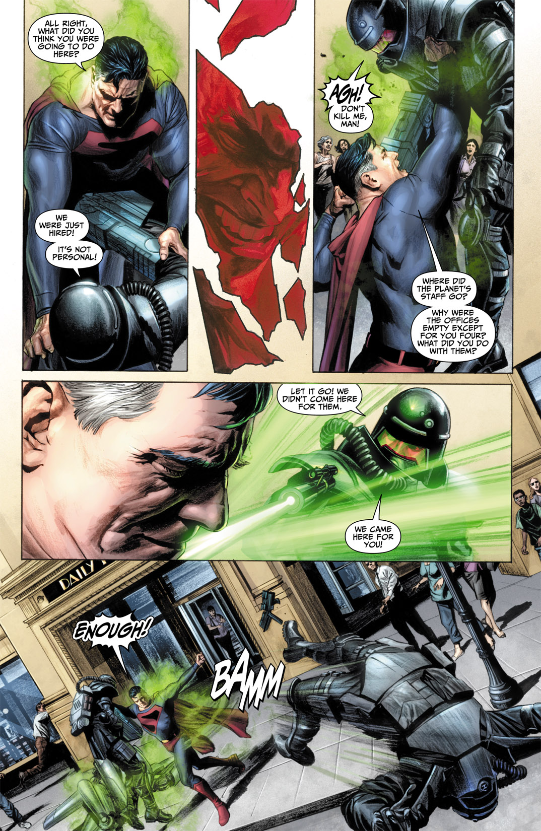 Read online JSA Kingdom Come Special: Superman comic -  Issue # Full - 12