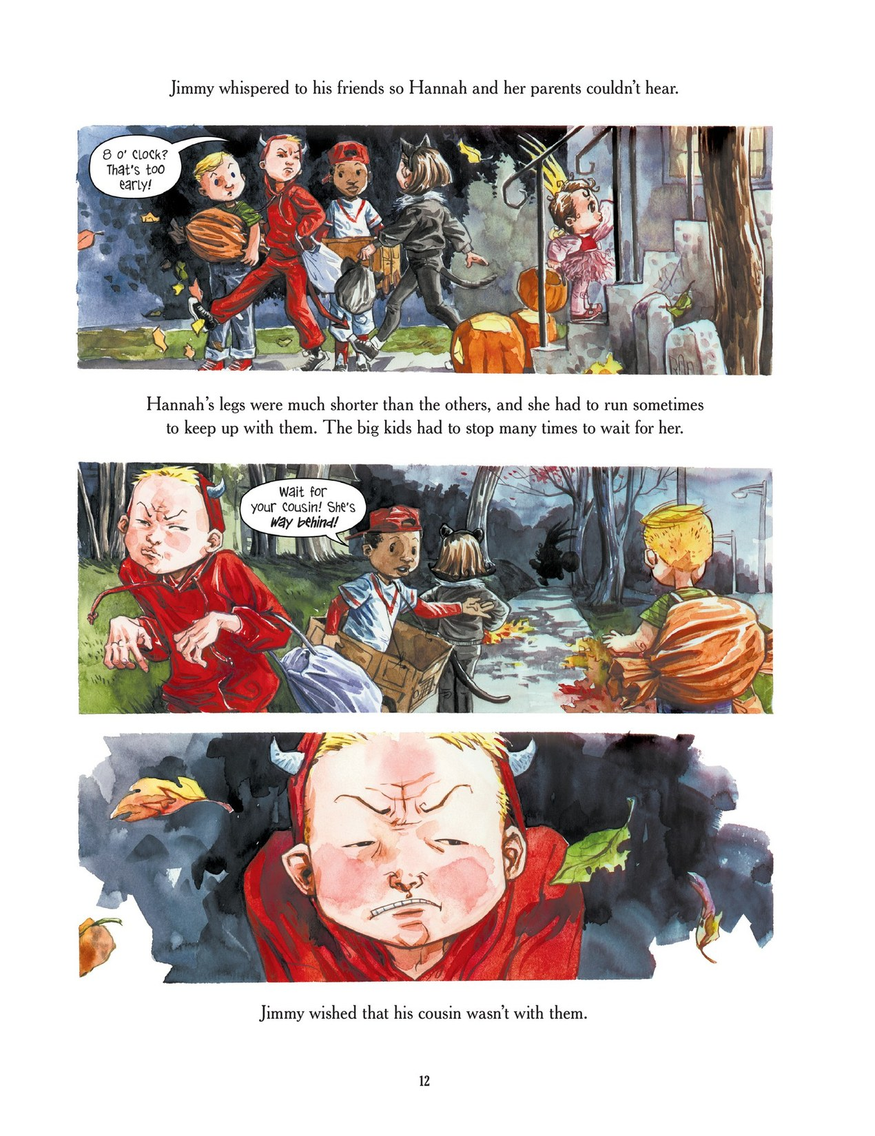 Read online Scary Godmother comic -  Issue # TPB - 12