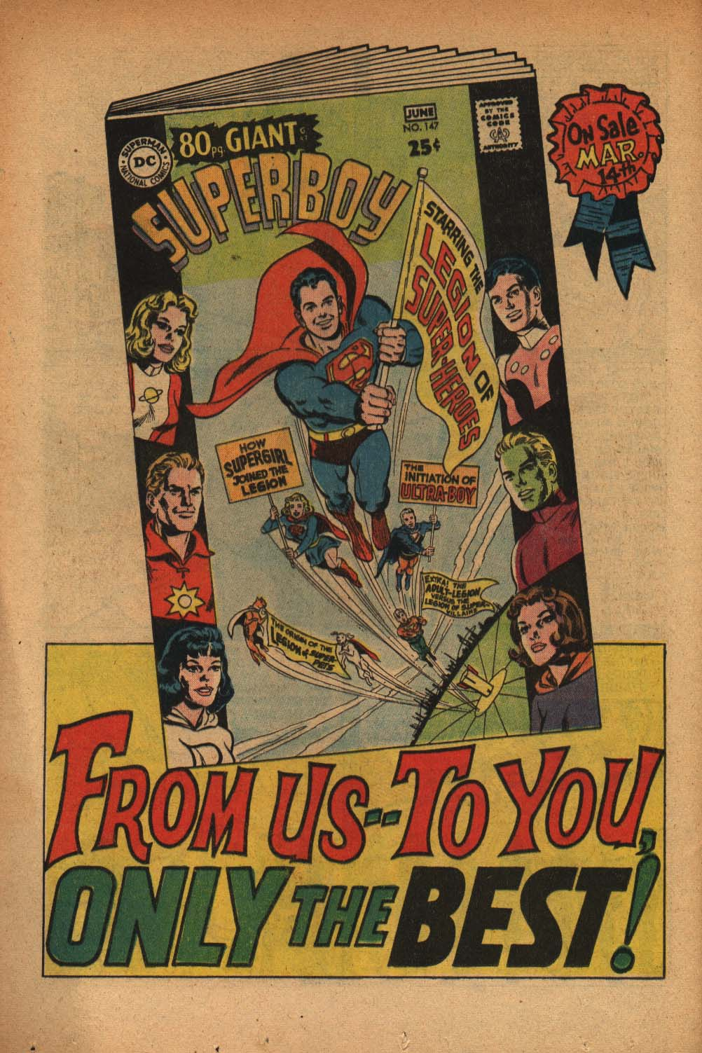 Read online Adventure Comics (1938) comic -  Issue #368 - 12