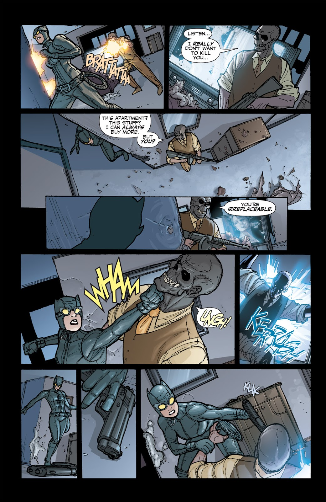 Catwoman (2002) Issue #52 #52 - English 21