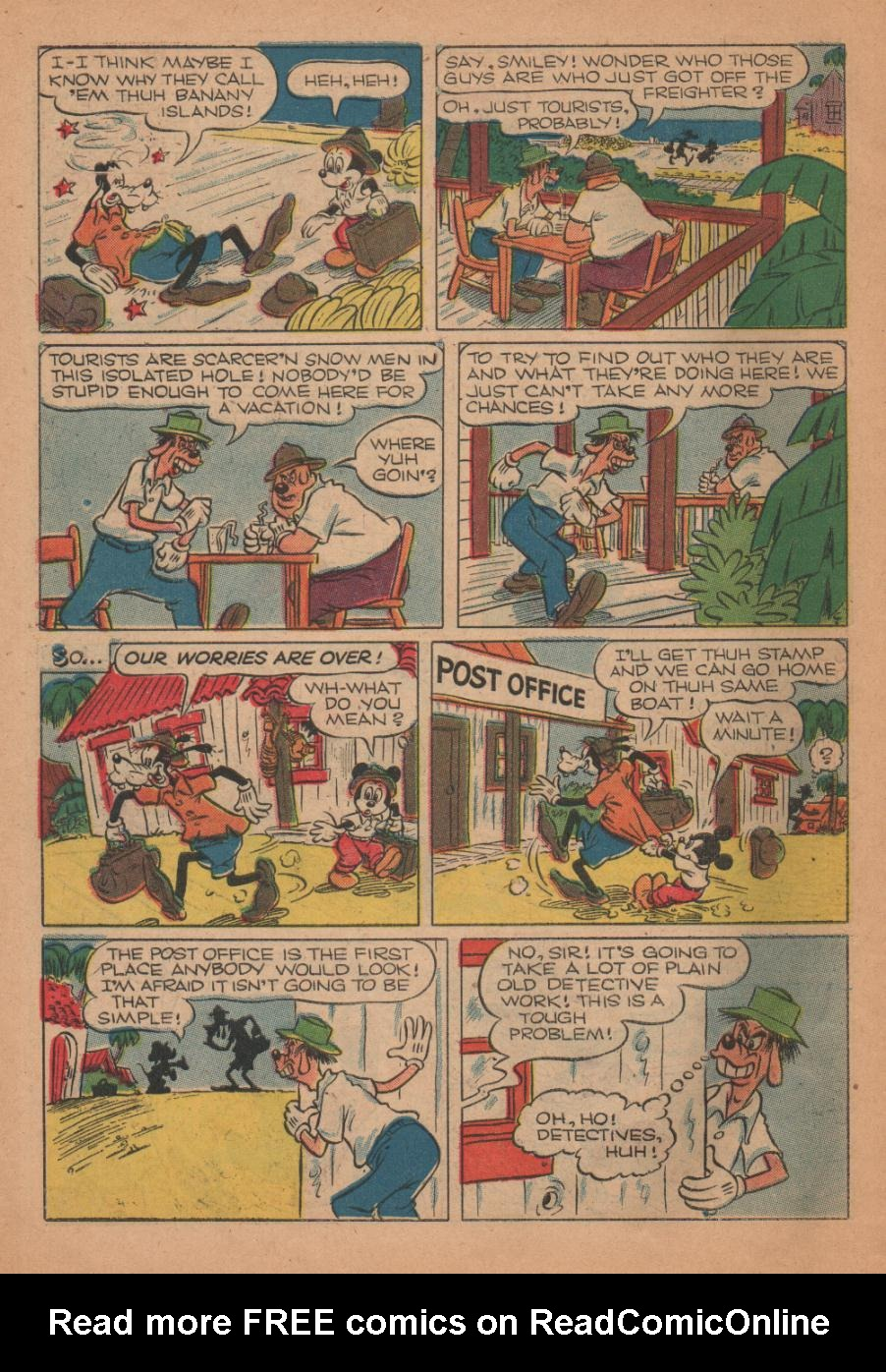 Walt Disney's Comics and Stories issue 194 - Page 30