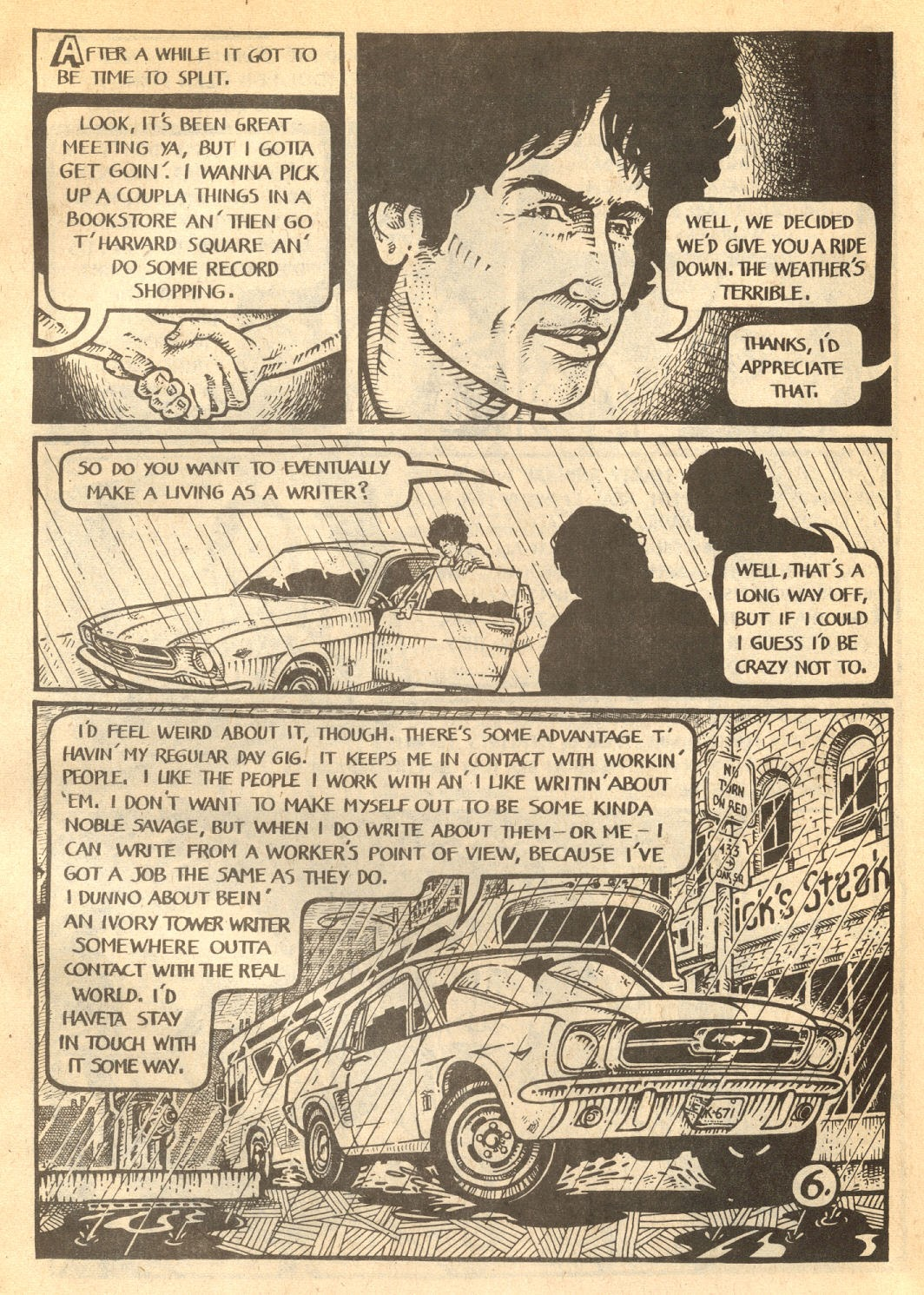American Splendor (1976) issue 7 - Page 45