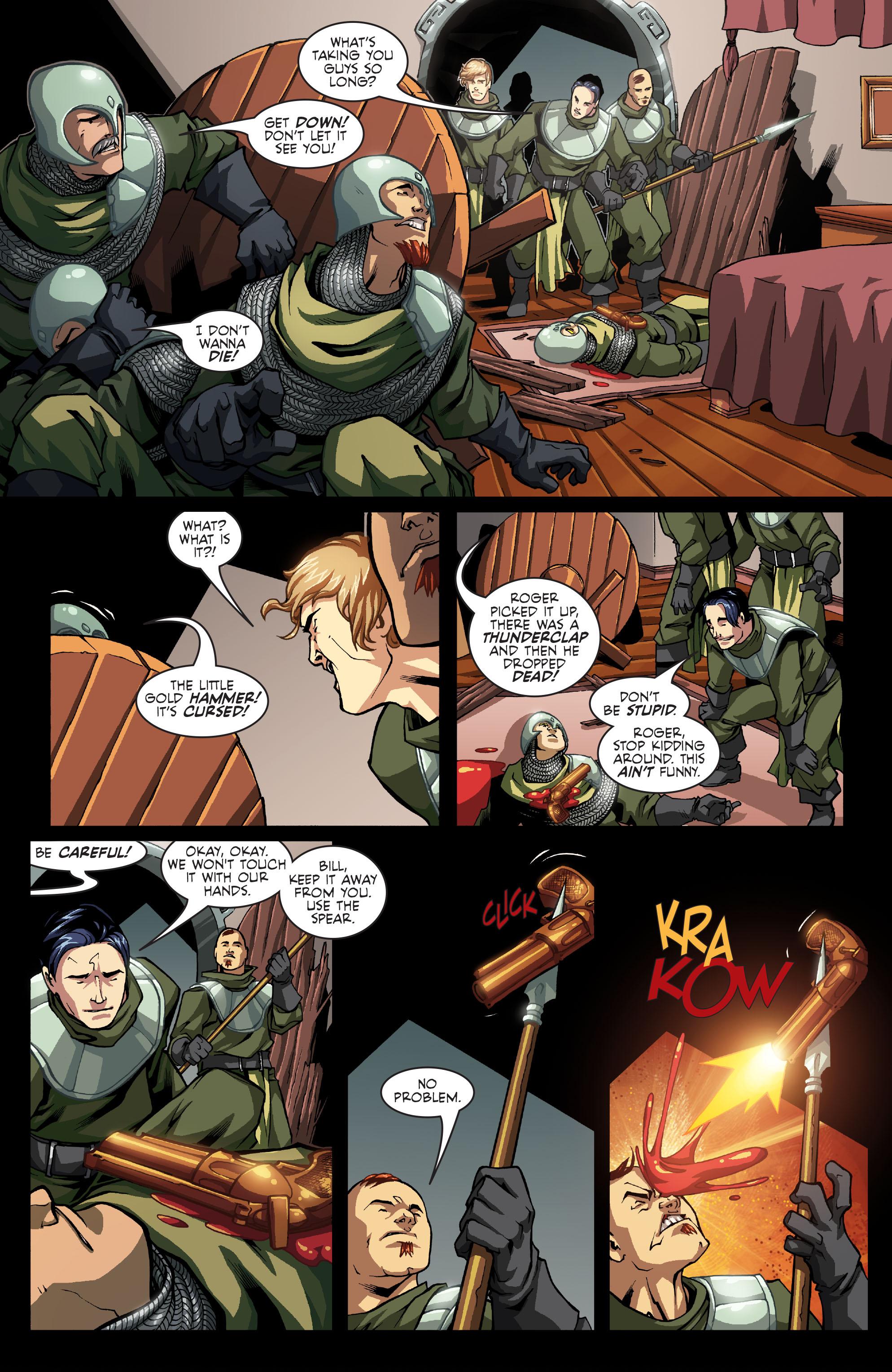 Read online Skullkickers comic -  Issue #8 - 10