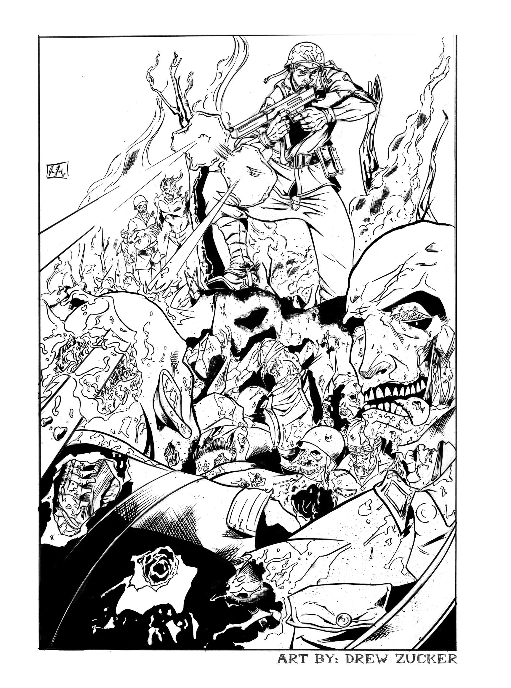 Read online FUBAR comic -  Issue #2 - 249