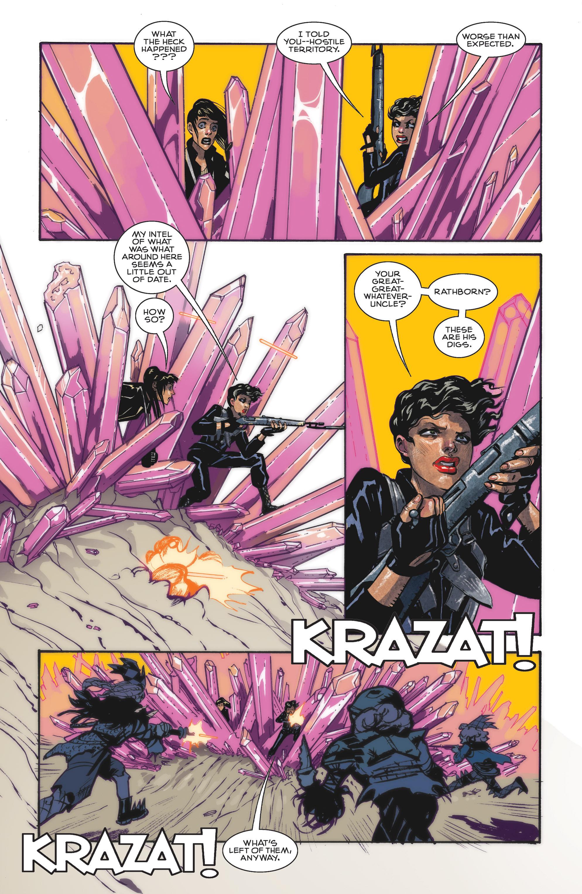 Read online Shutter comic -  Issue #10 - 14
