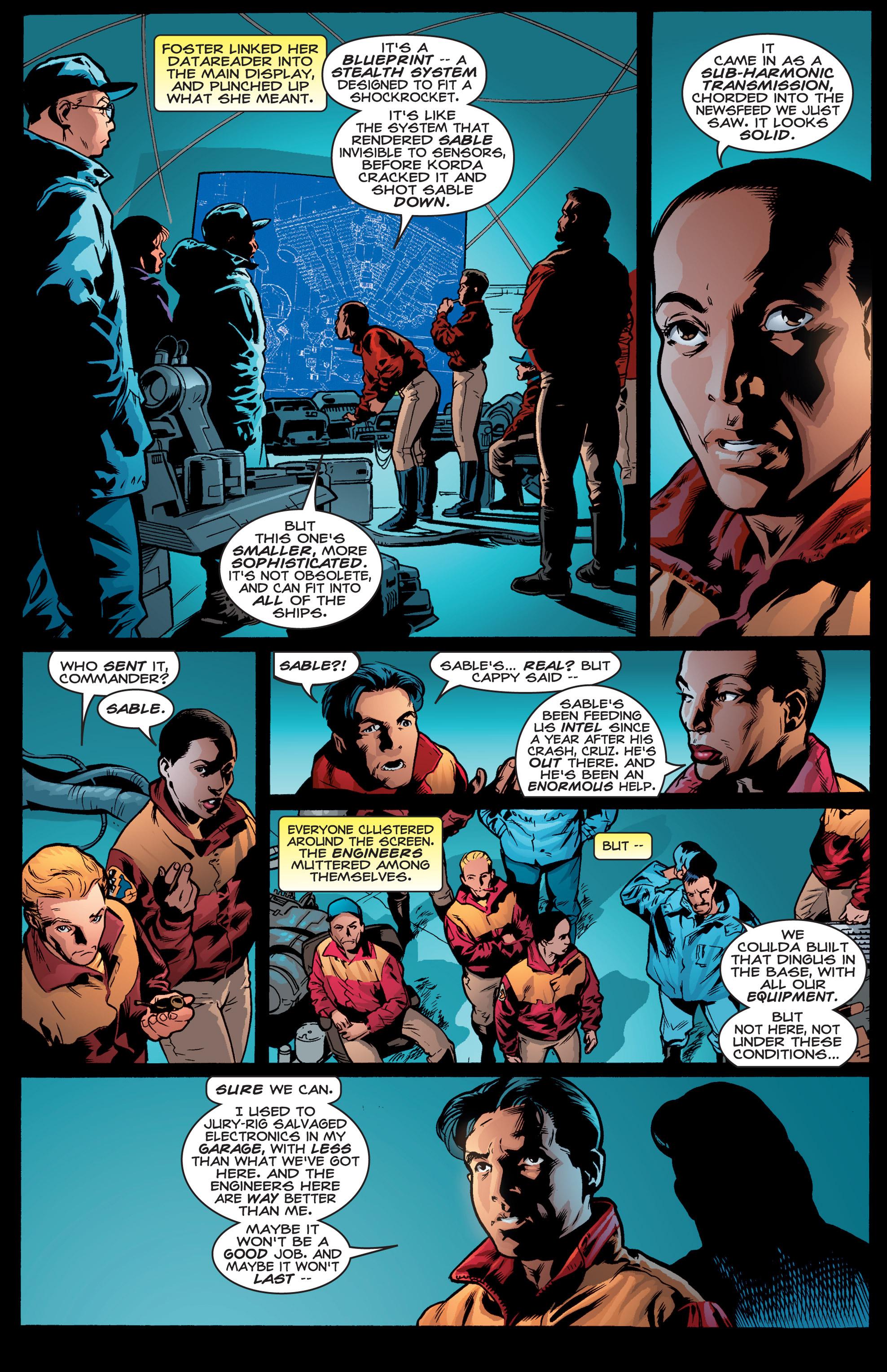 Read online Shockrockets comic -  Issue # TPB - 133