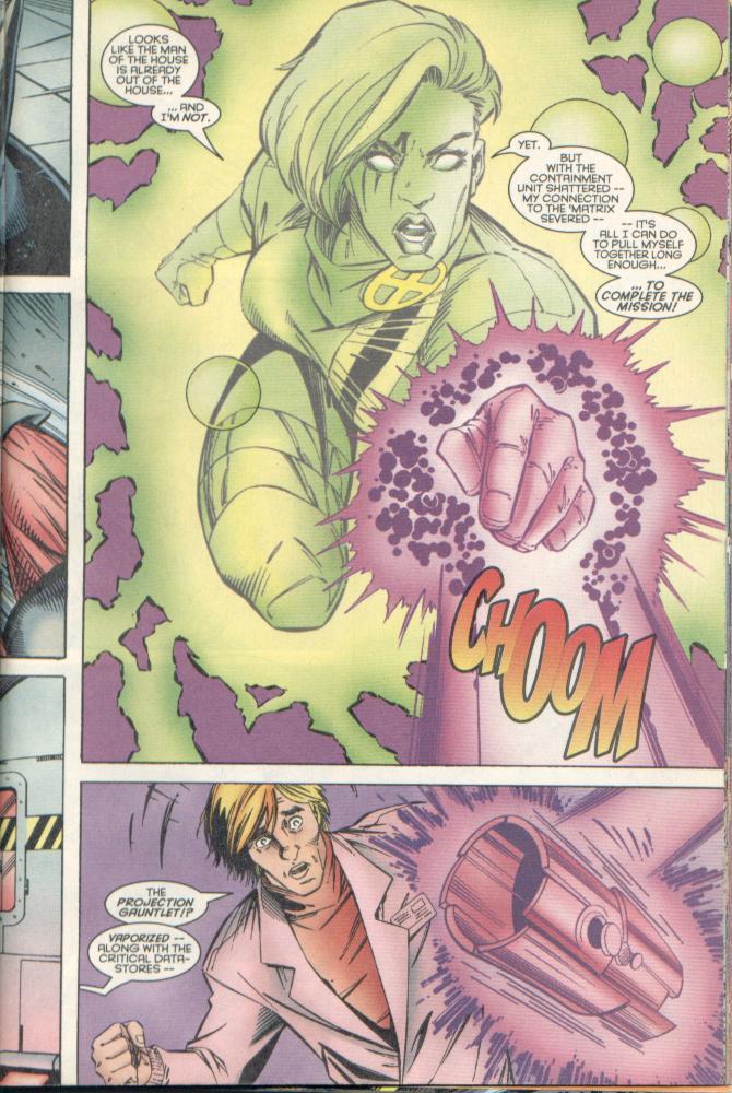 Read online Uncanny X-Men (1963) comic -  Issue # _Annual 1996 - 38