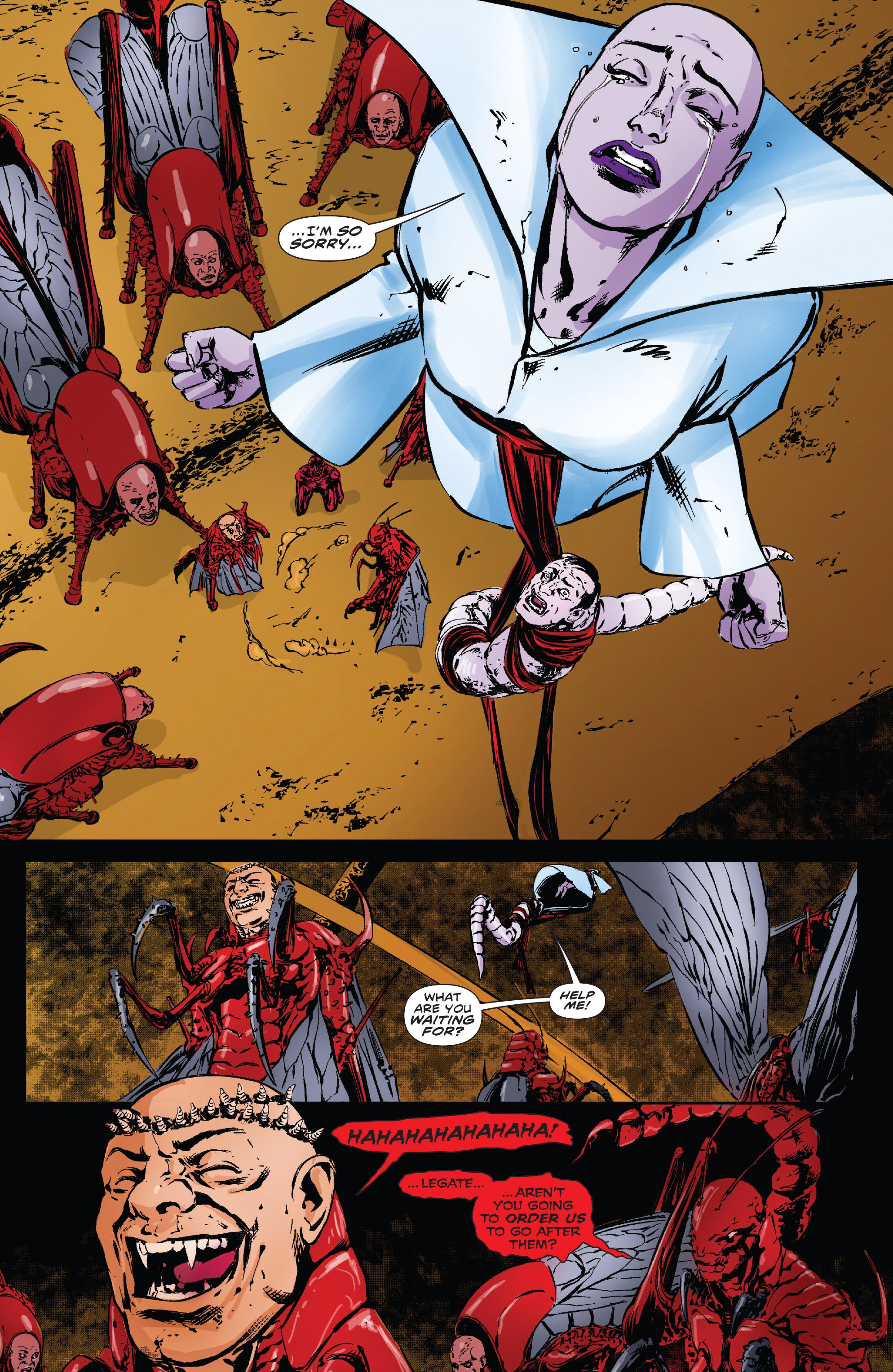 Read online Clive Barker's Hellraiser: The Dark Watch comic -  Issue # TPB 3 - 107