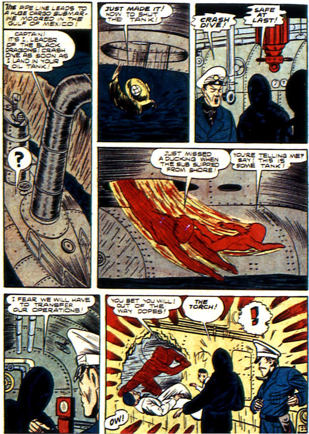 Read online All-Winners Comics comic -  Issue #3 - 14