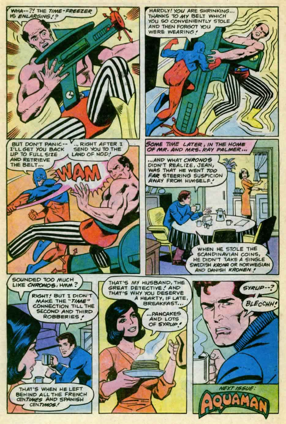 Read online Action Comics (1938) comic -  Issue #516 - 27