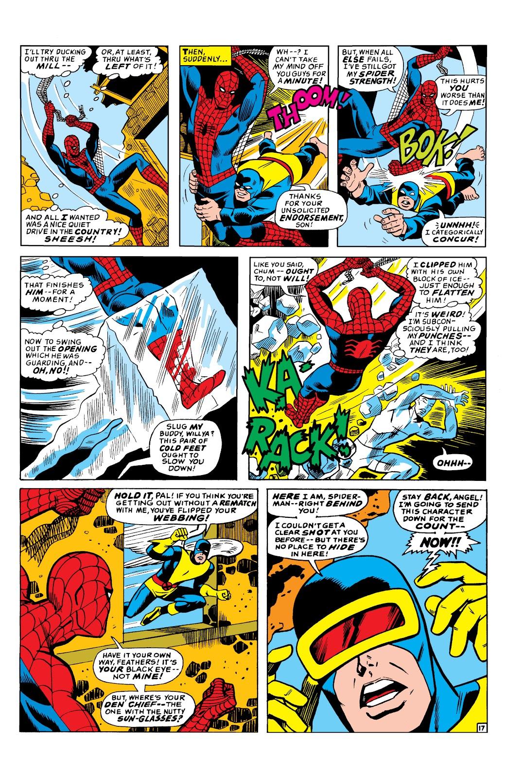Uncanny X-Men (1963) issue 35 - Page 18