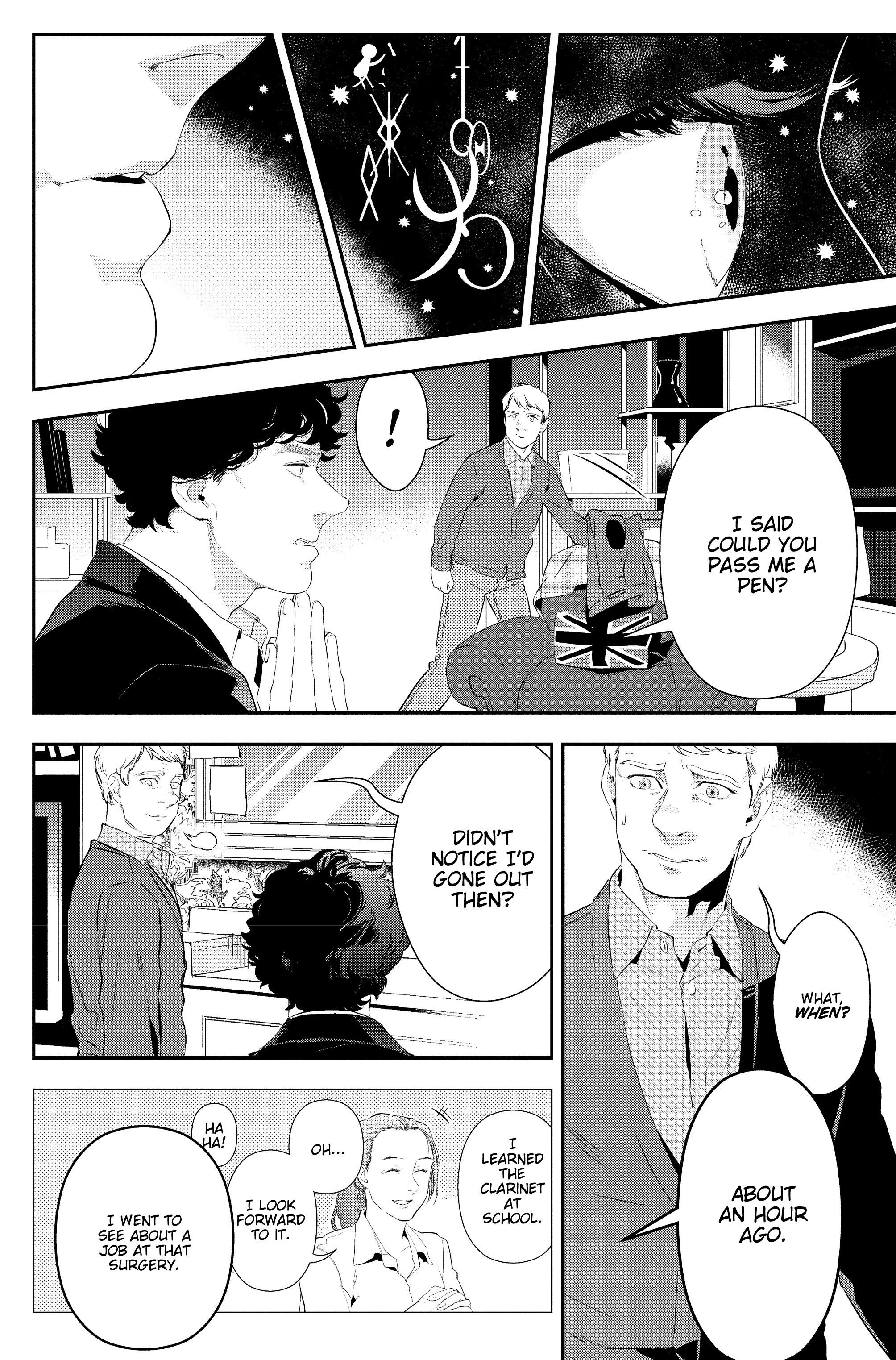 Read online Sherlock: The Blind Banker comic -  Issue #2 - 27