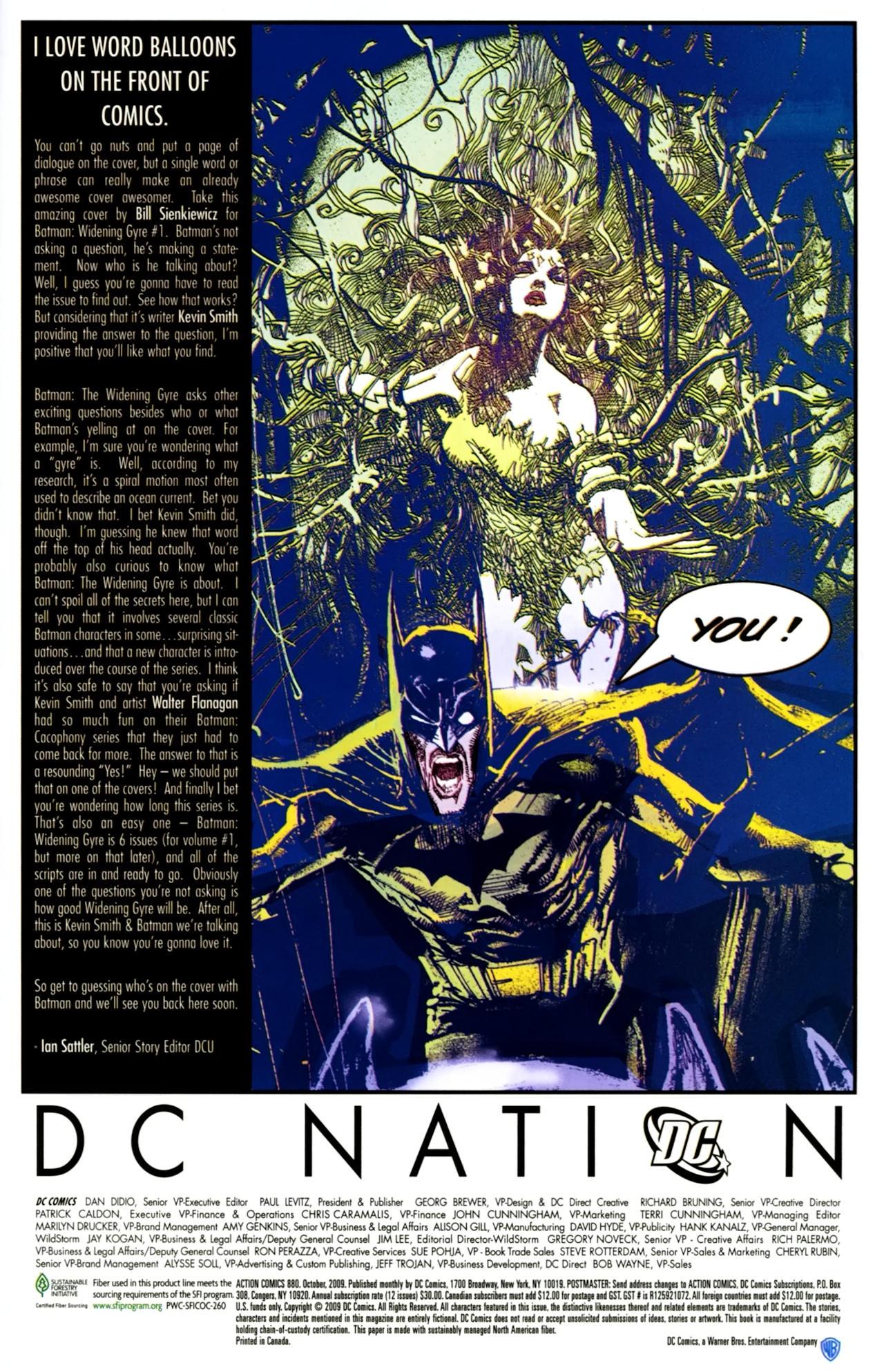 Action Comics (1938) 880 Page 34